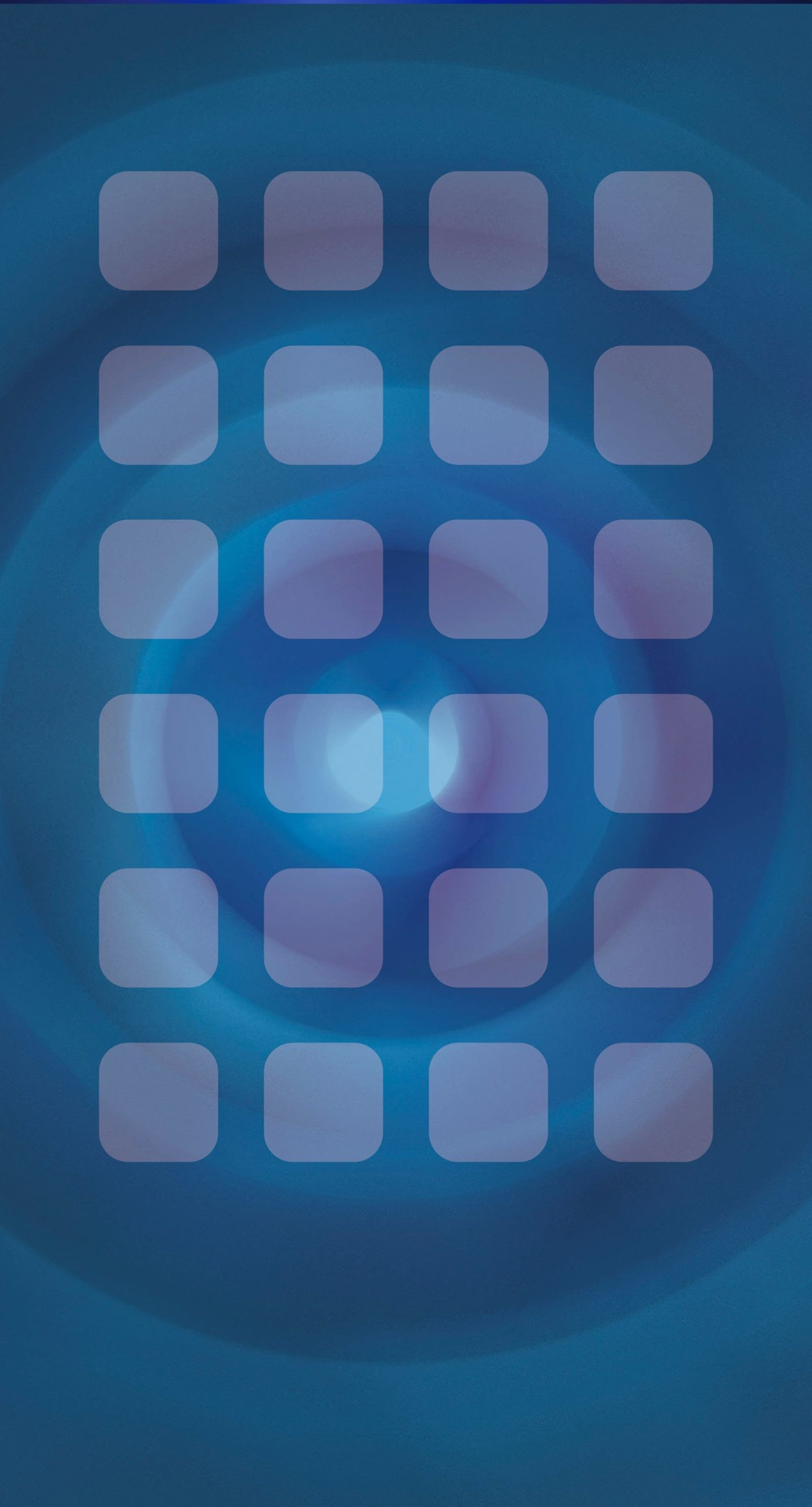 Abluecoolpatternshelfswirl. iPhone 7 Plus Wallpaper