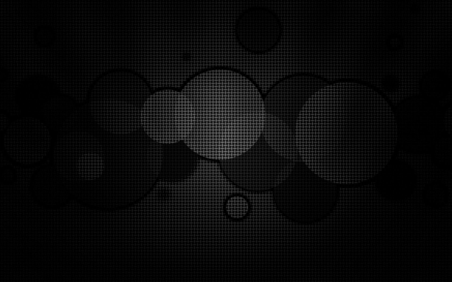 Black Wallpaper Abstract