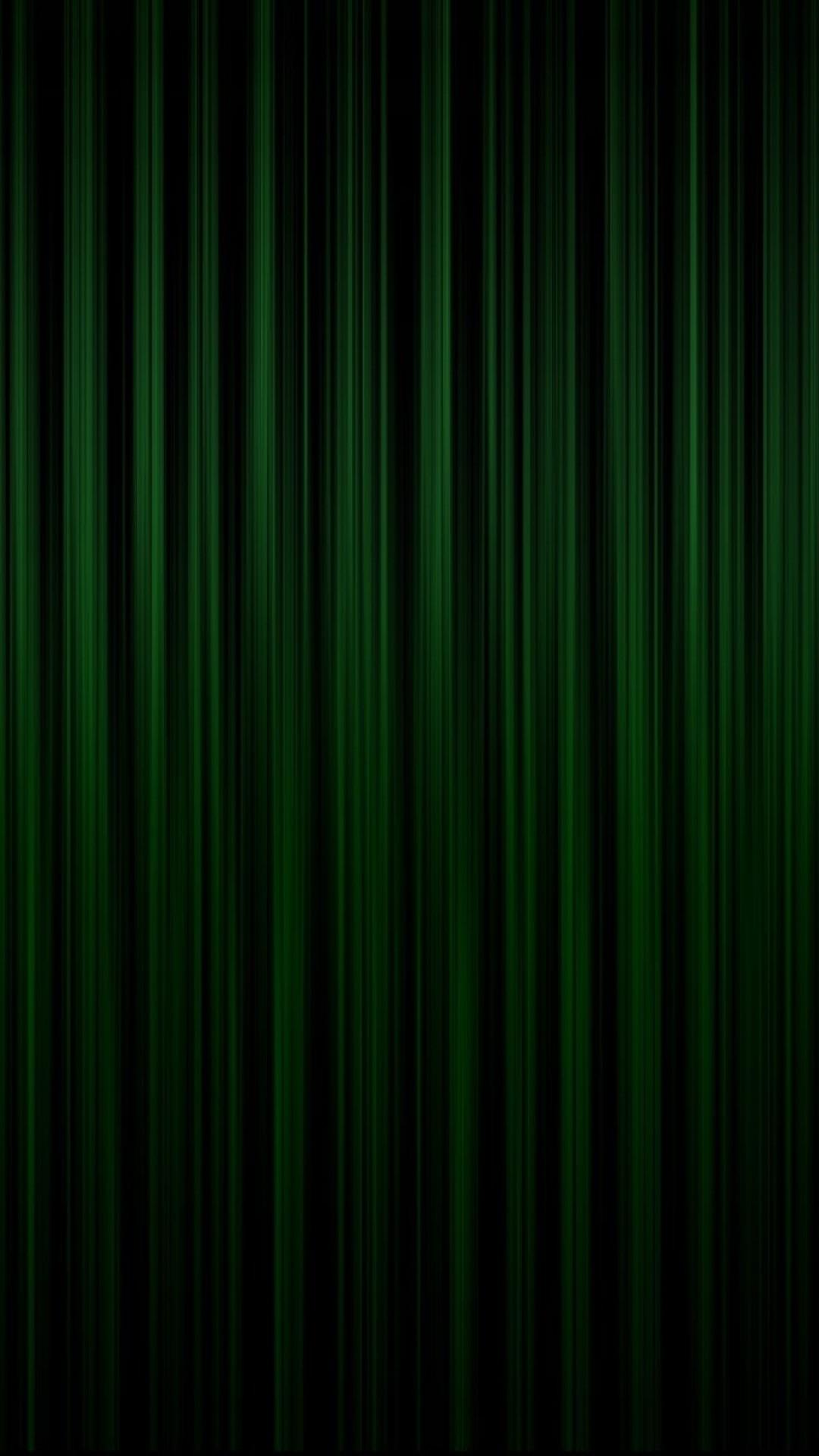 Preview wallpaper green, bands, vertical, dark, shadow 1080×1920