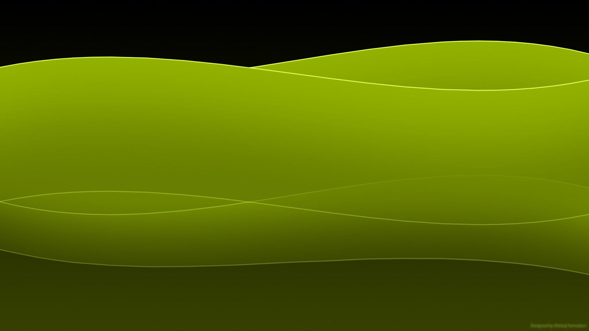 Green HD Wallpaper #XB412