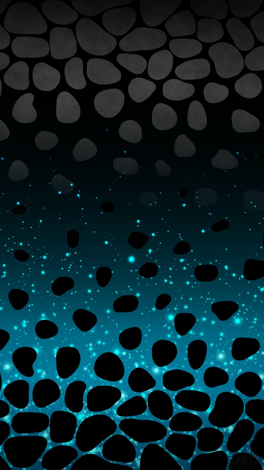 Sparkle blue, phone wallpaper, background, lock screen