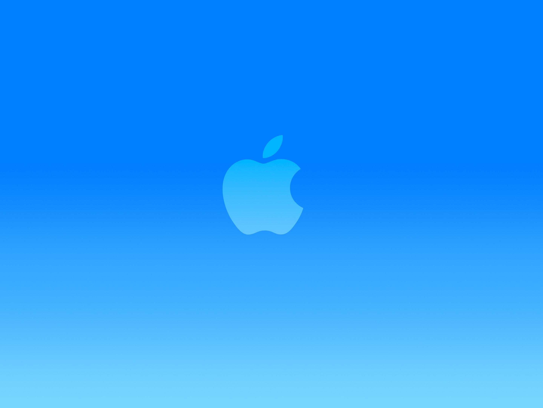 bright-blue-apple-logo-wallpaper