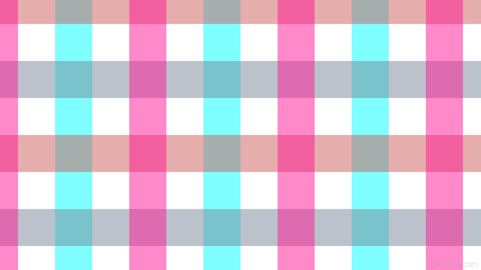 wallpaper gingham penta pink white striped grey blue red aqua cyan indian  red light slate gray