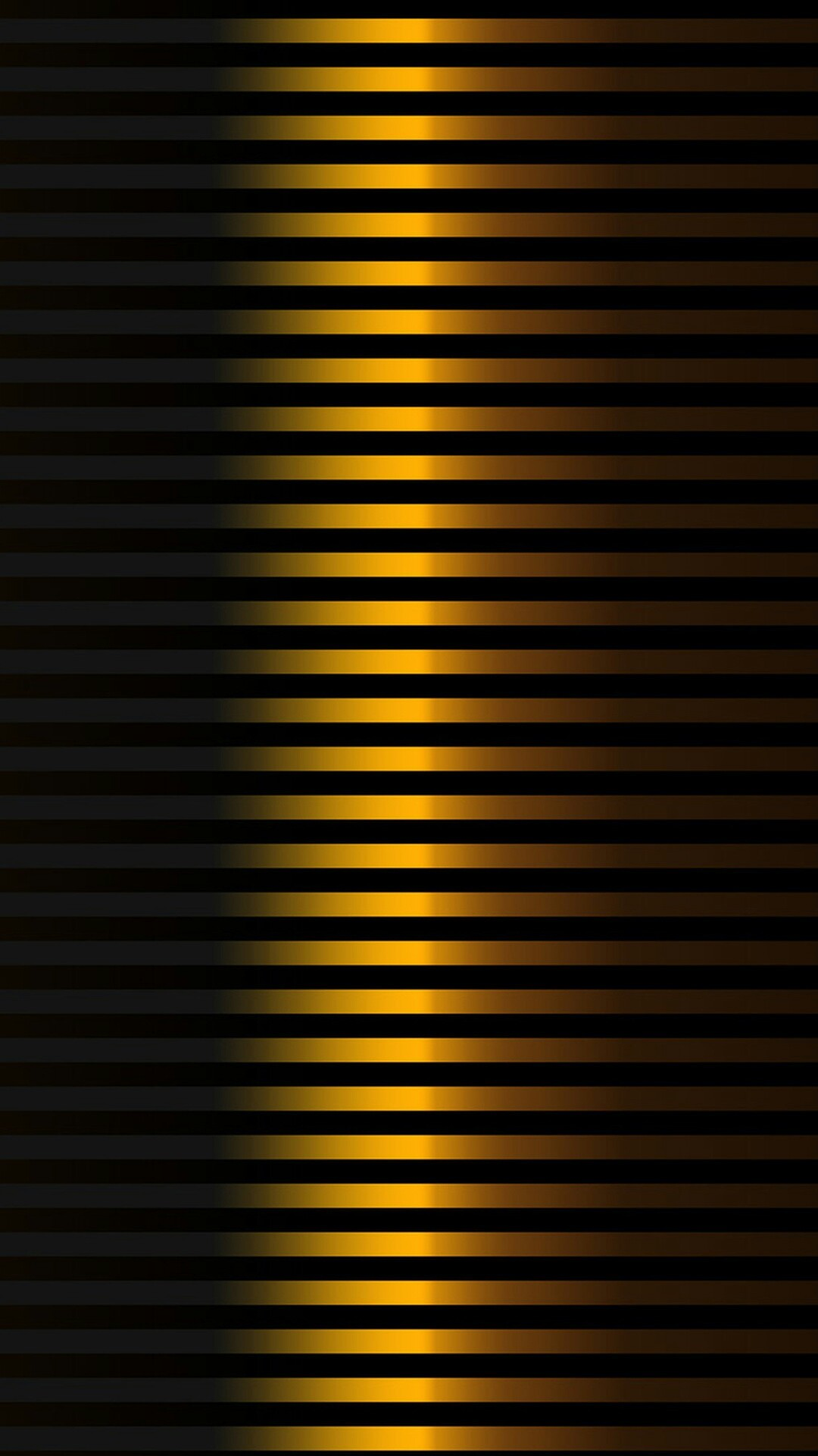 Gold and Black Wallpaper
