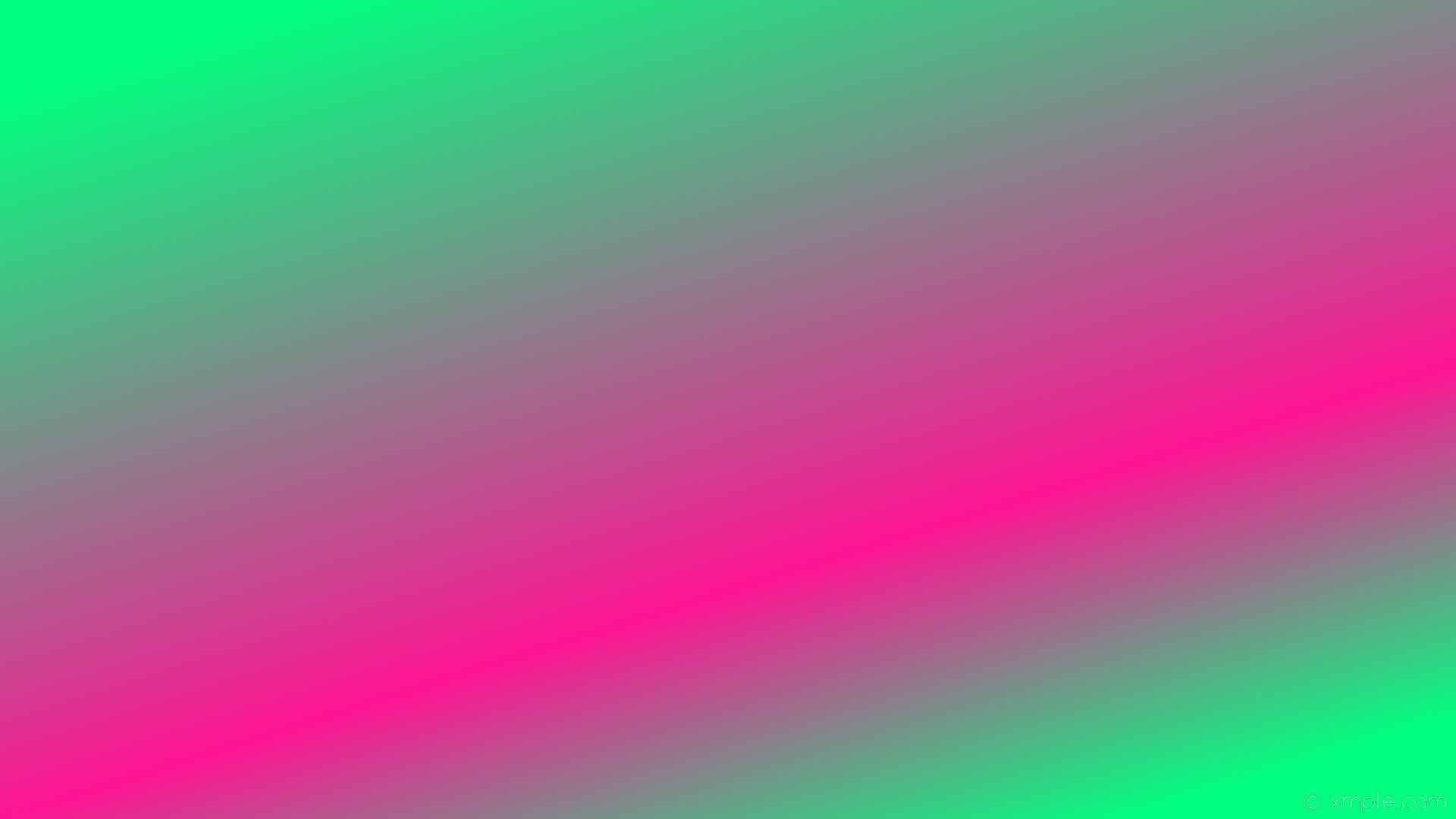 Pink …