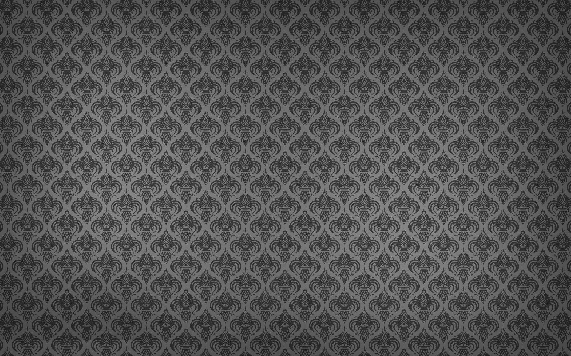 Gray Pattern Wallpaper