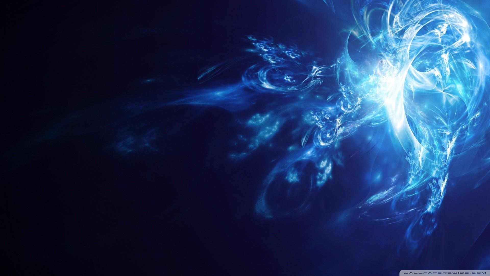 Blue Smoke 2 Wallpaper Blue, Smoke, 2