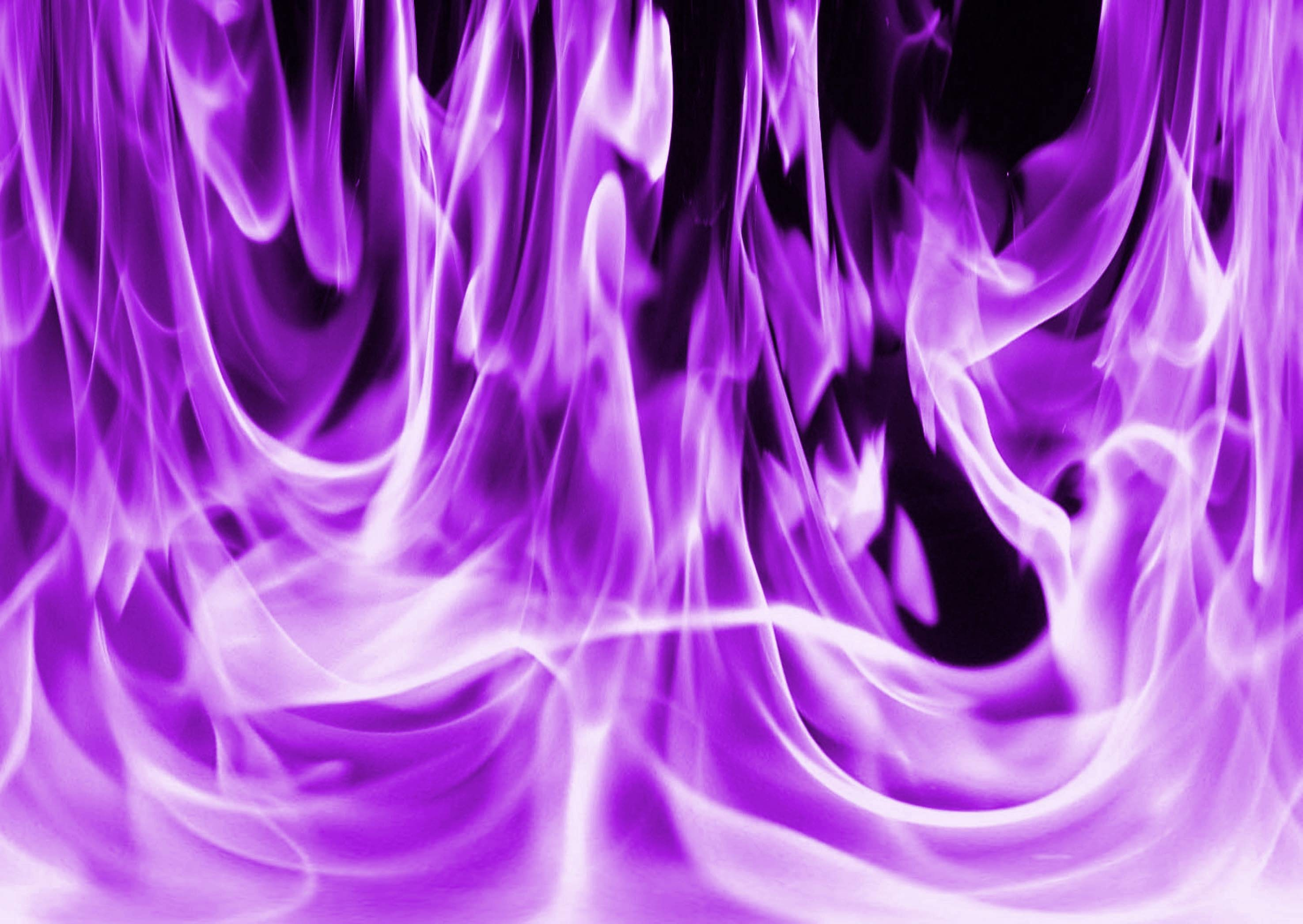 Images For > Purple Flame Wallpaper
