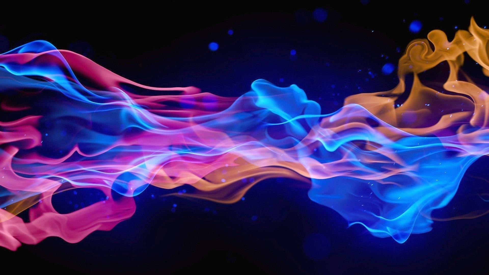 <b>Purple Flames Wallpapers</b> in jpg format for free download