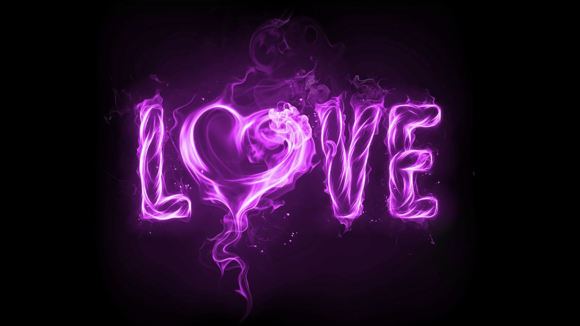 Purple Love Wallpaper. Best and fine collection of wallpapers HD in .