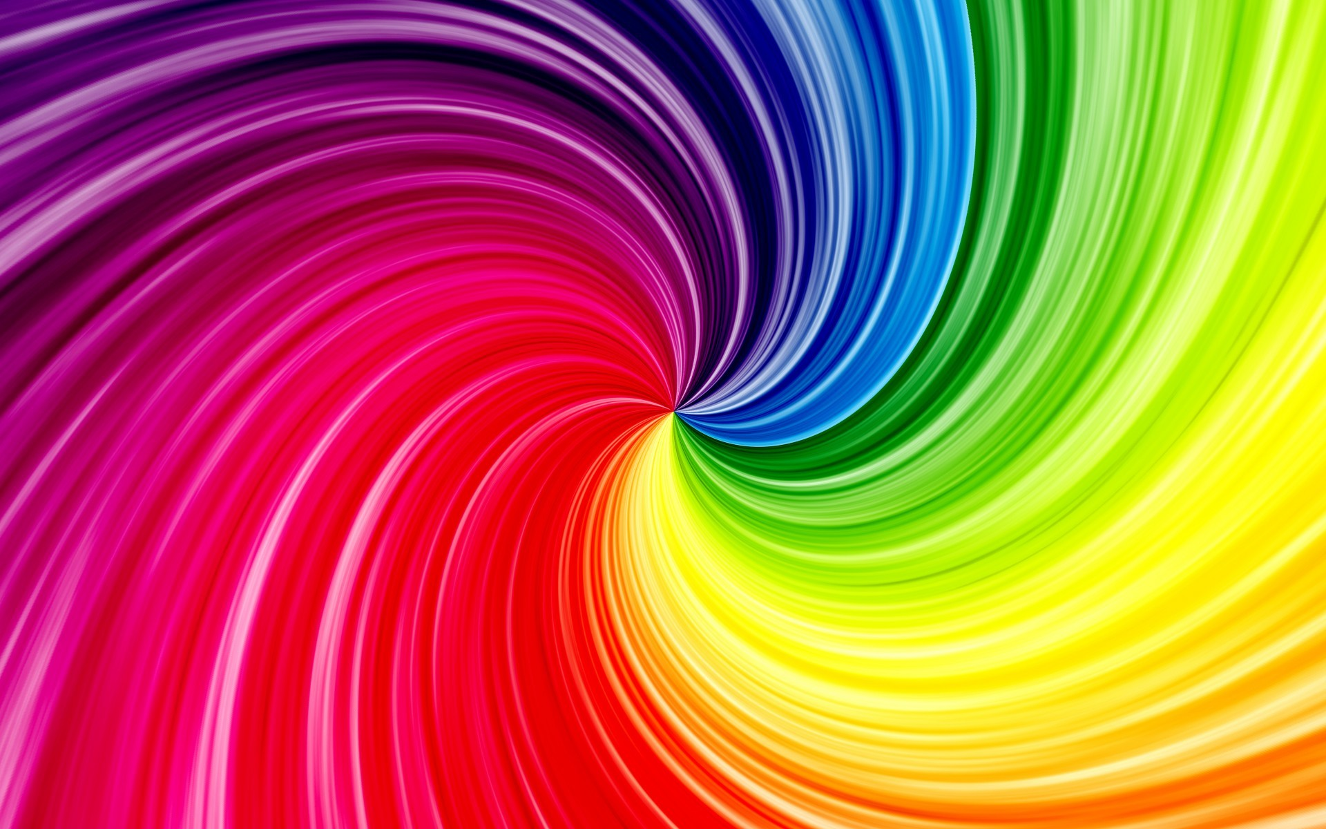 Bright colorful waves f wallpaper | | 100972 | WallpaperUP
