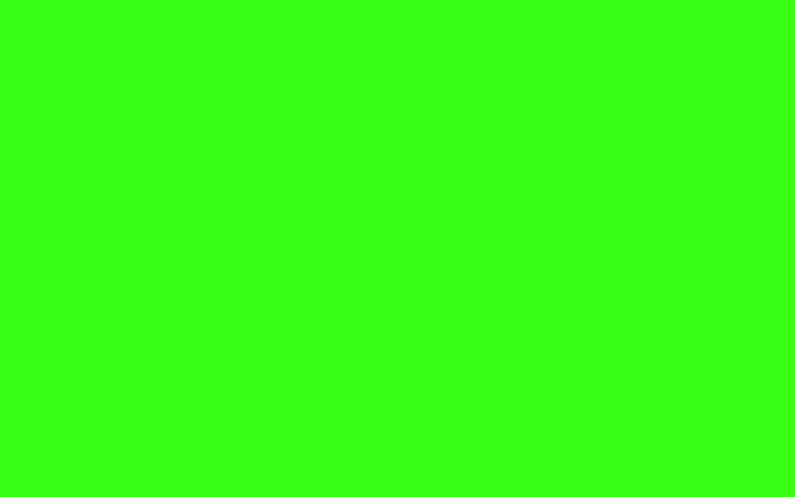 Neon Green Solid Color Background