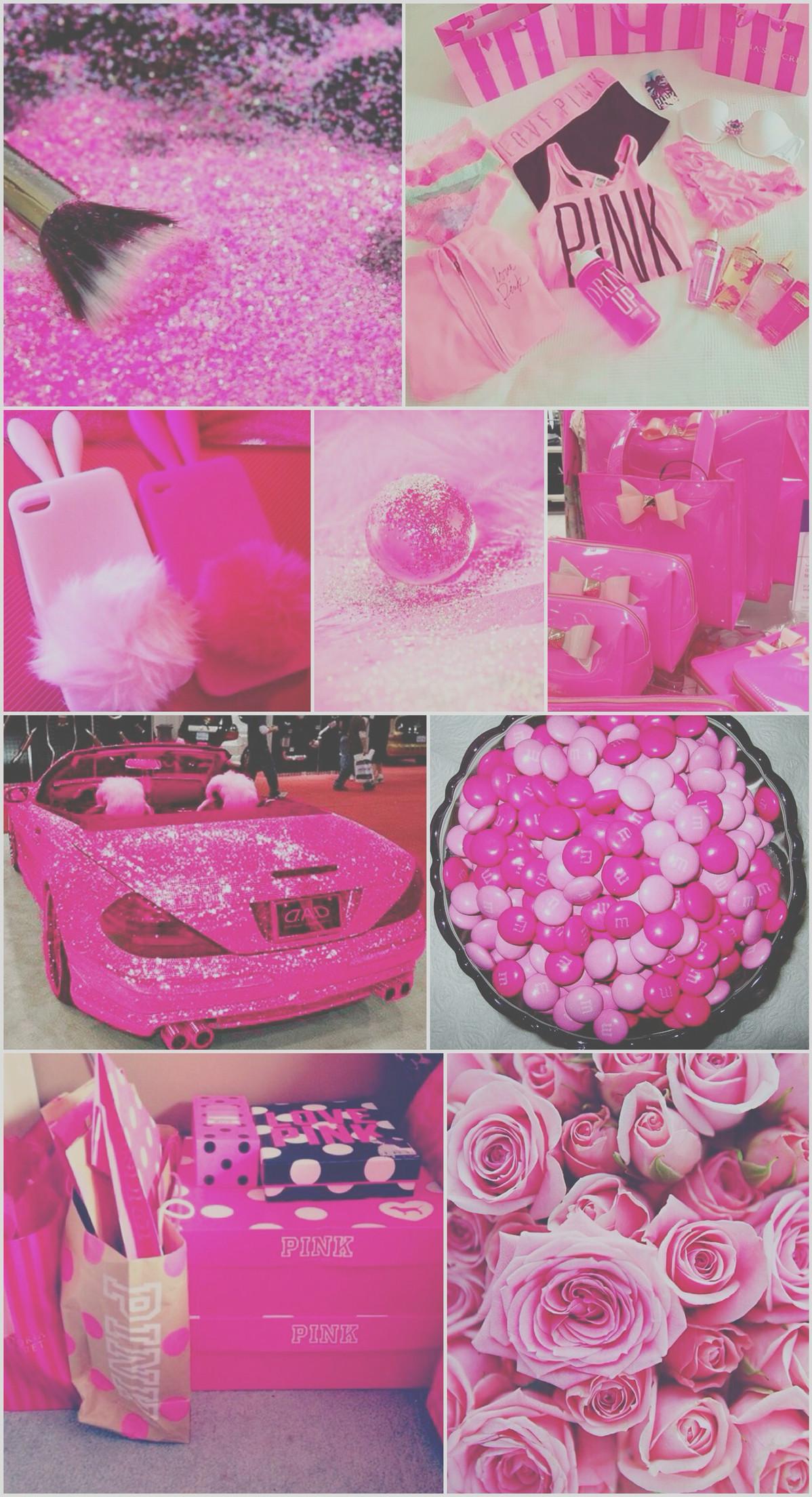 Pink Stuff Wallpaper, background, iPhone, cute, pretty, glitter, food