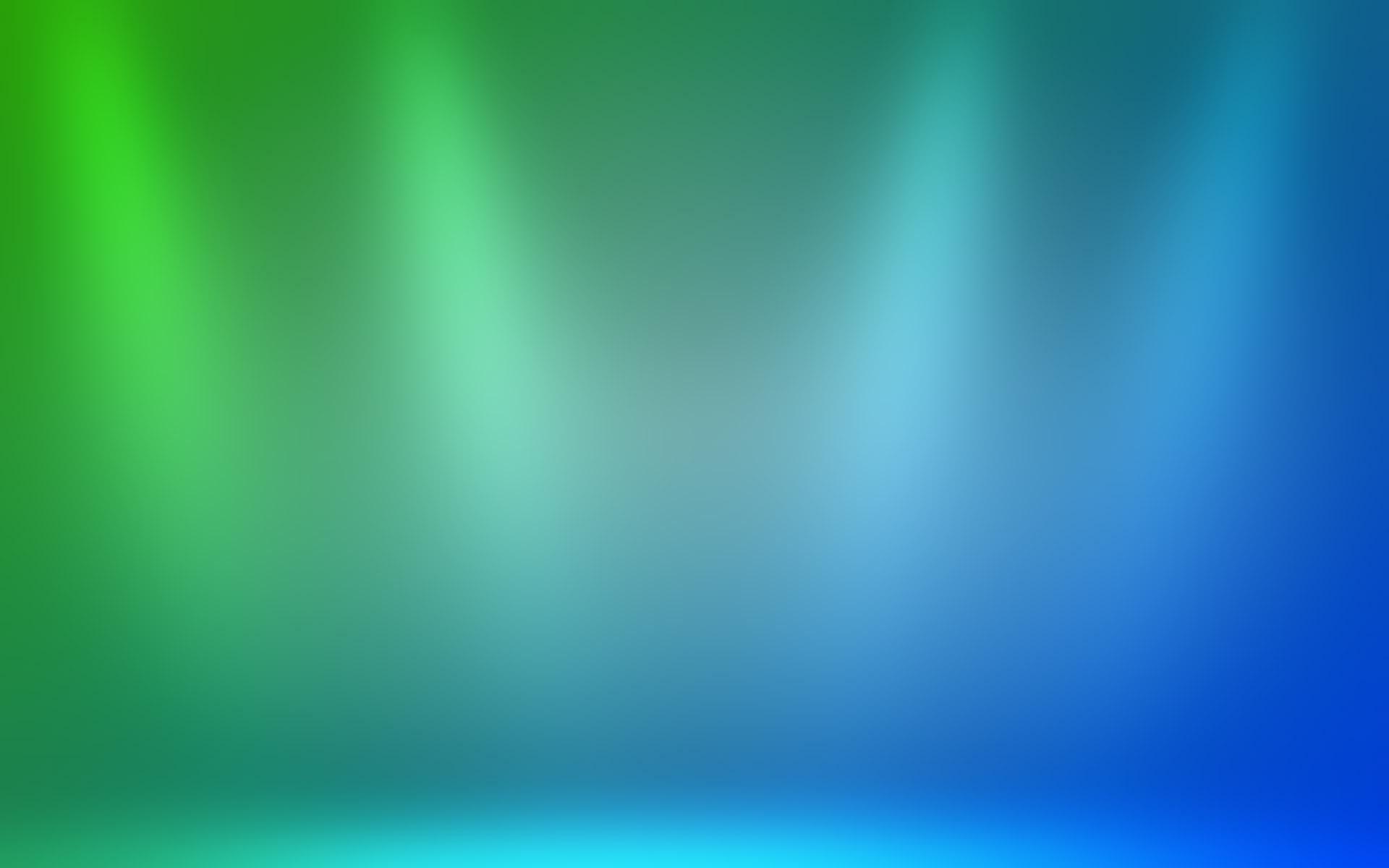 Green Blue Background …