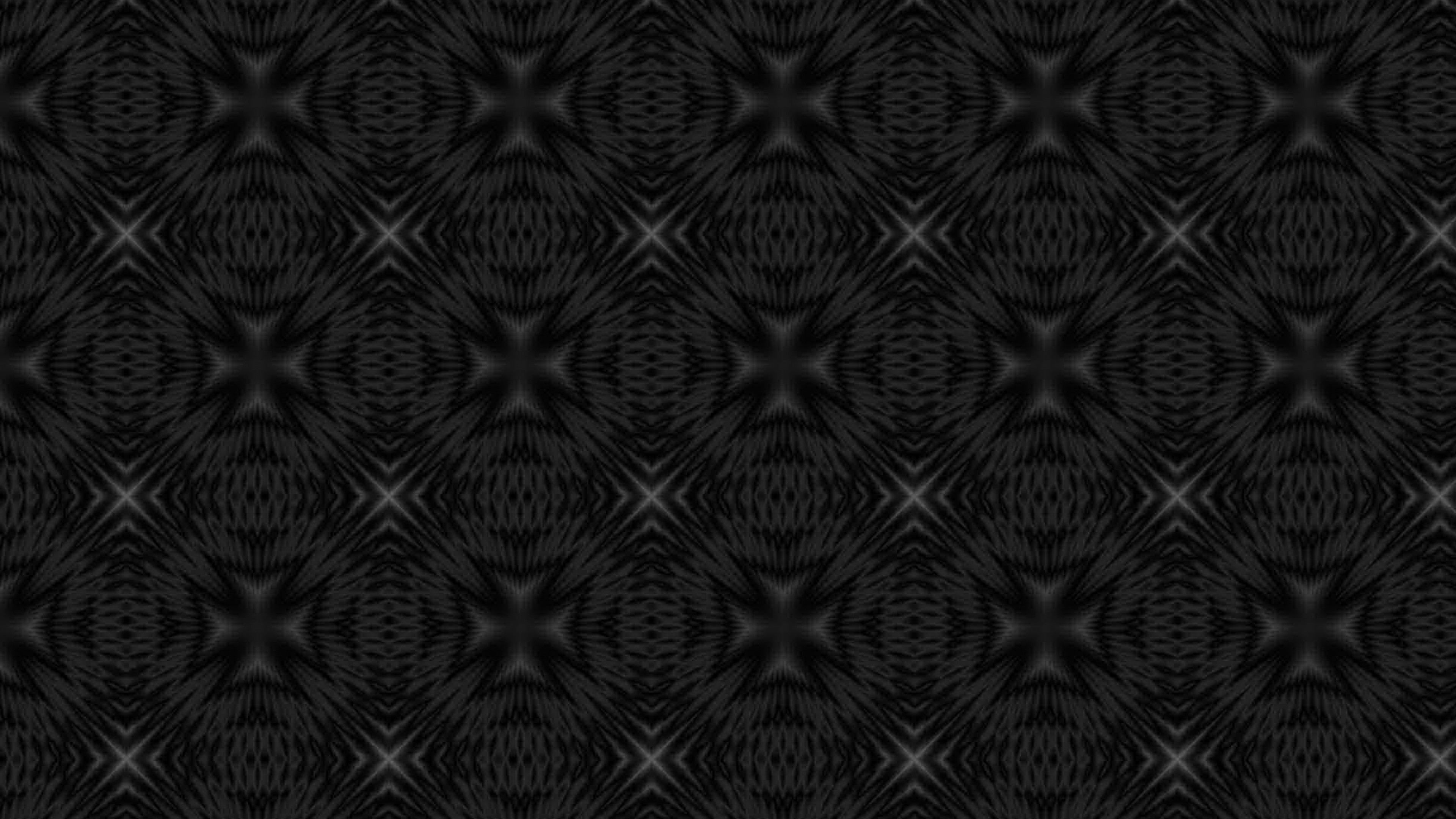 Preview wallpaper black and white, abstract, black background 3840×2160