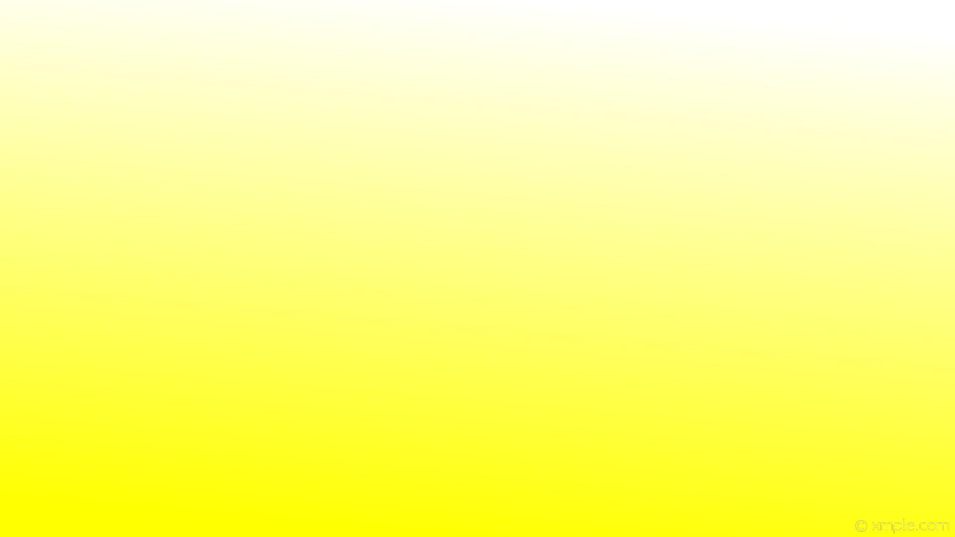 wallpaper white yellow gradient linear #ffffff #ffff00 75°