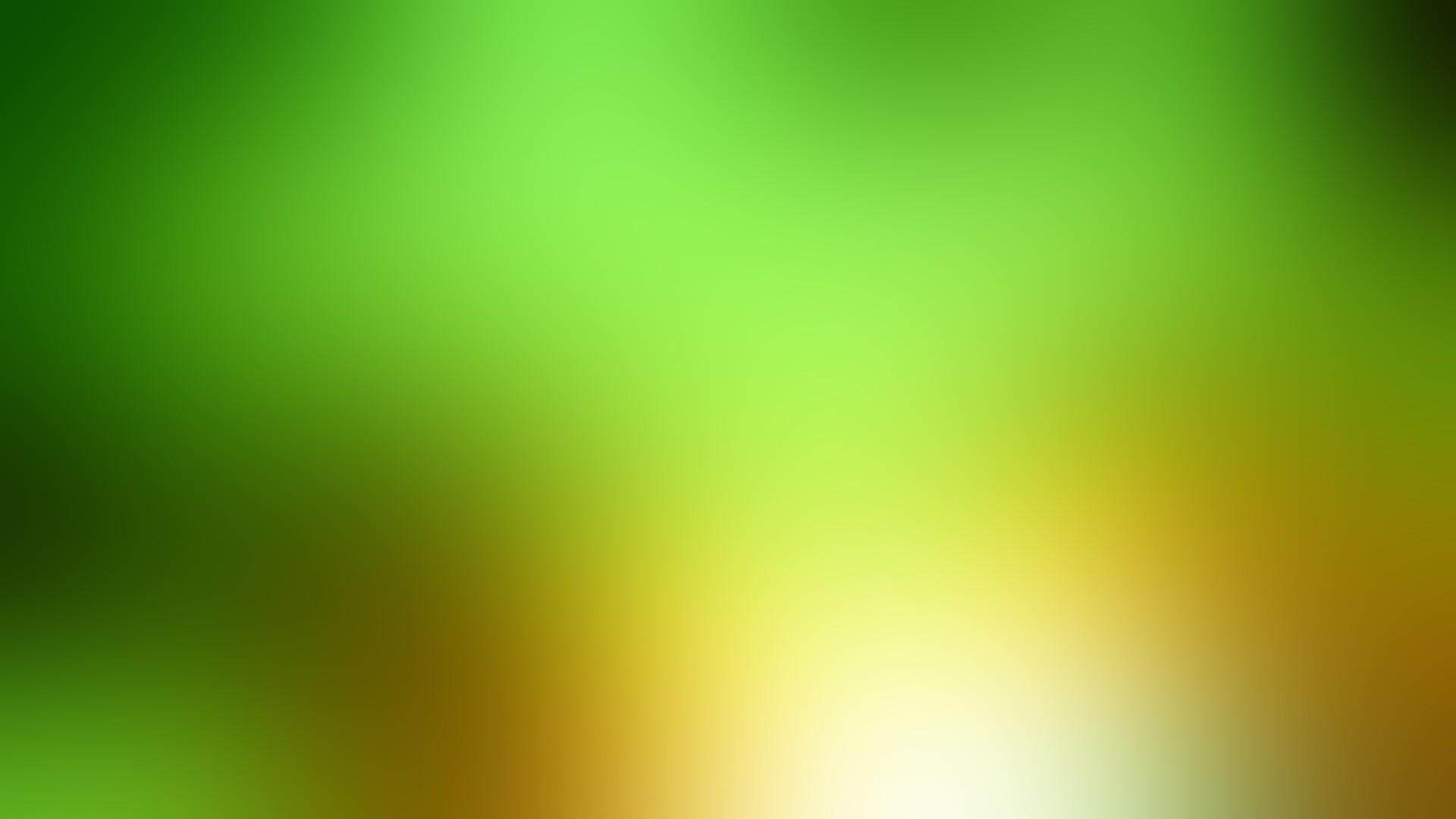 Wallpaper Green, Yellow, White, Spot
