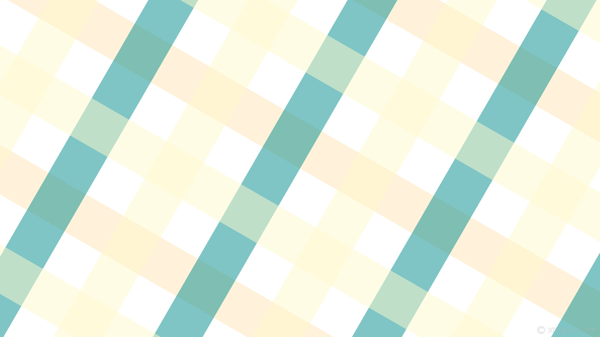 … wallpaper green yellow gingham striped quad white moccasin dark cyan .  …