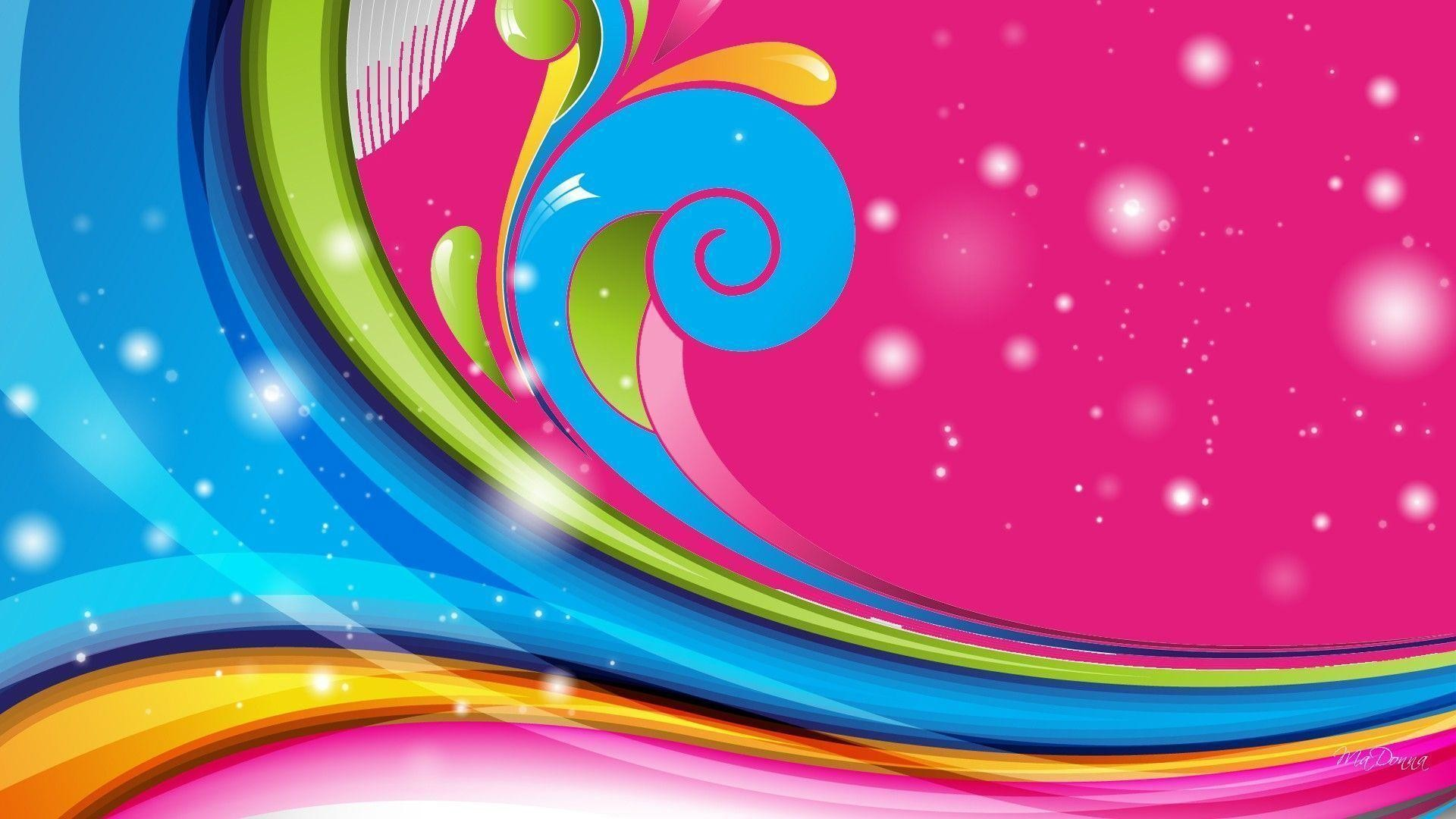 colorful rainbow colors wallpapers – DriverLayer Search Engine