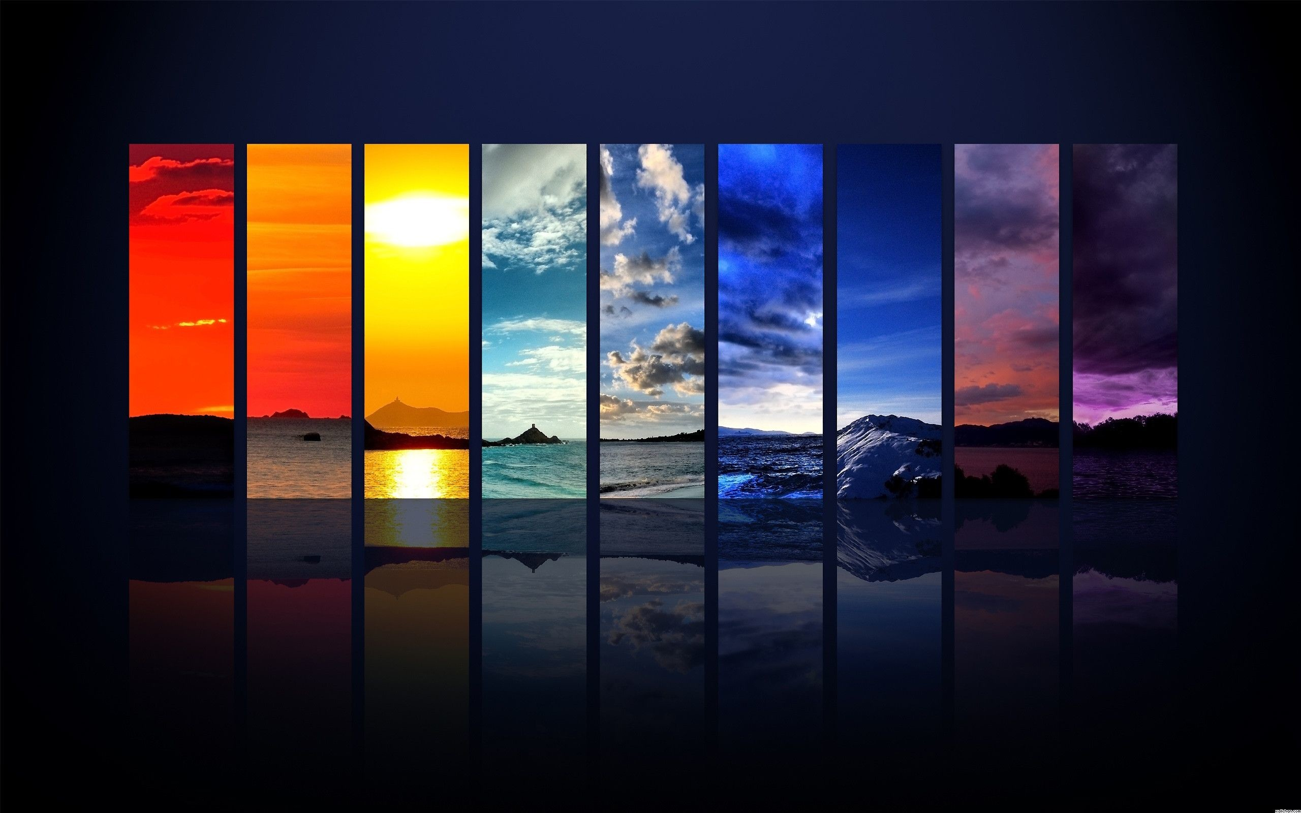 Breathtaking Abstract Rainbow Wallpapers | HD Wallpapers | Pinterest | Rainbow  wallpaper and Wallpaper