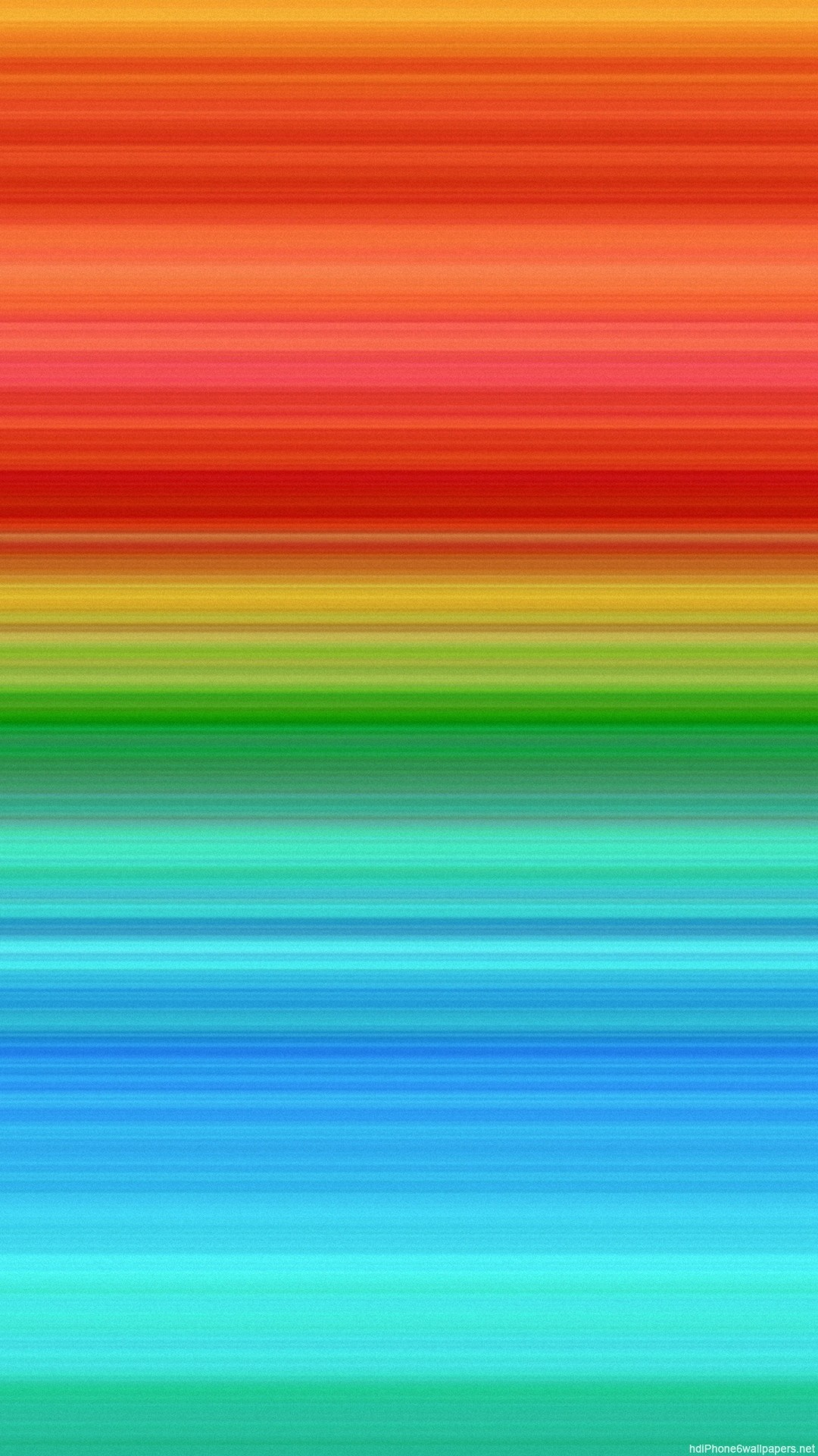 HD rainbow color iphone 6 wallpaper