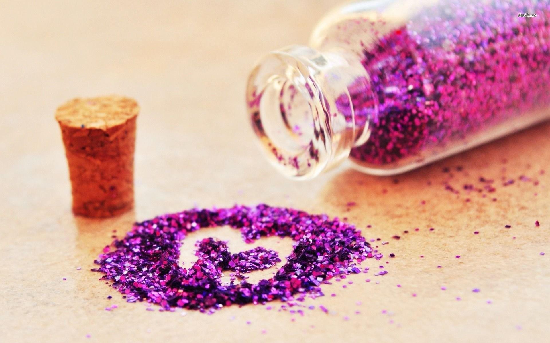 Purple Glitter 820036 · glitter 818824