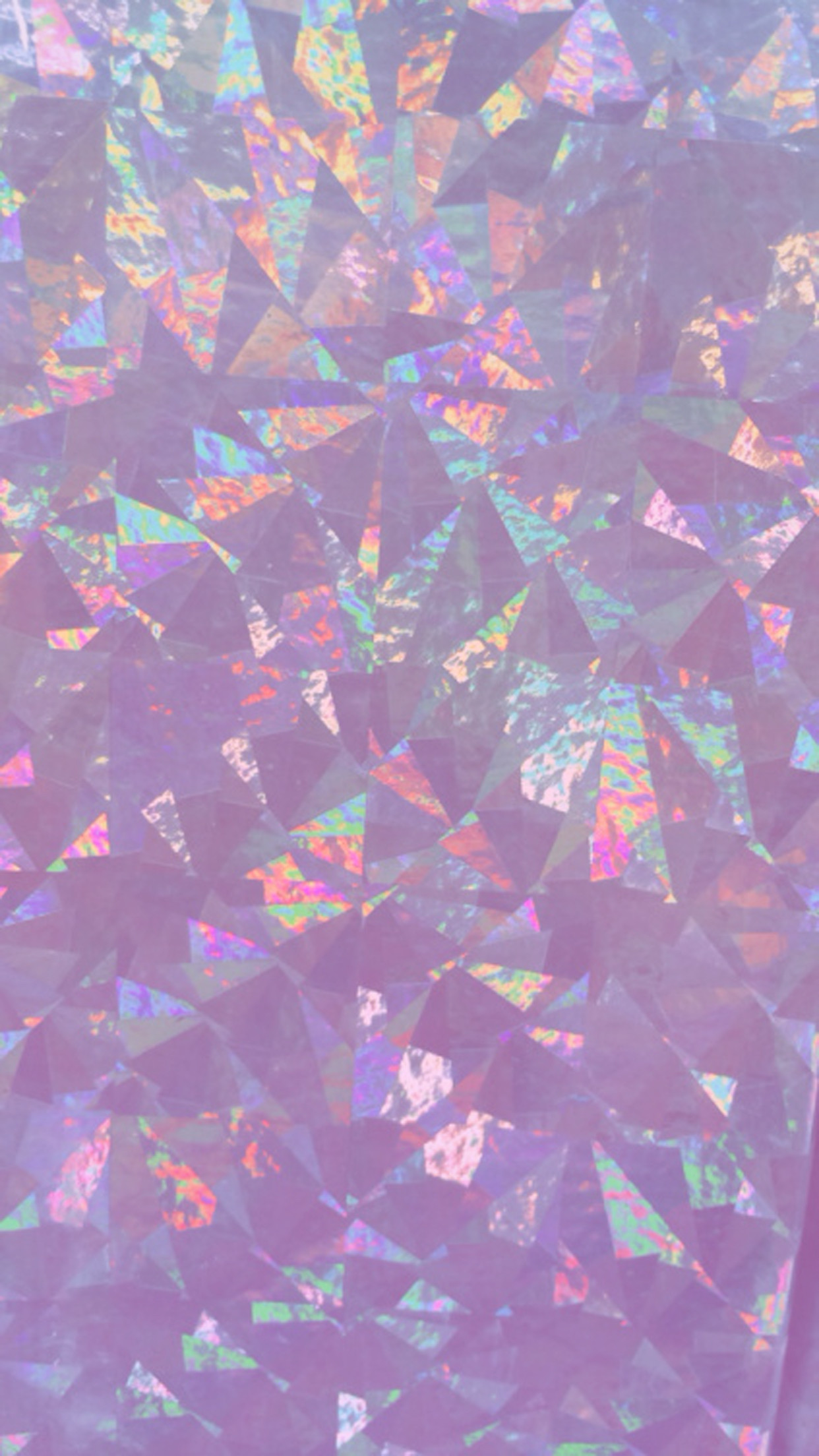Iridescent Holographic Wallpaper, iPhone, Android, HD, Background, Pink,  Purple,