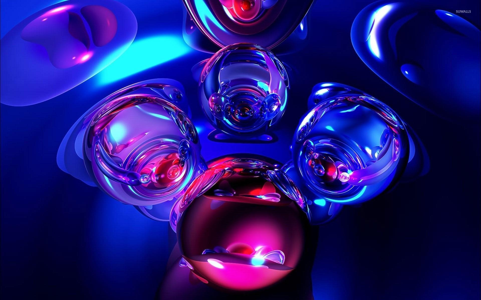 Glass marbles [2] wallpaper jpg