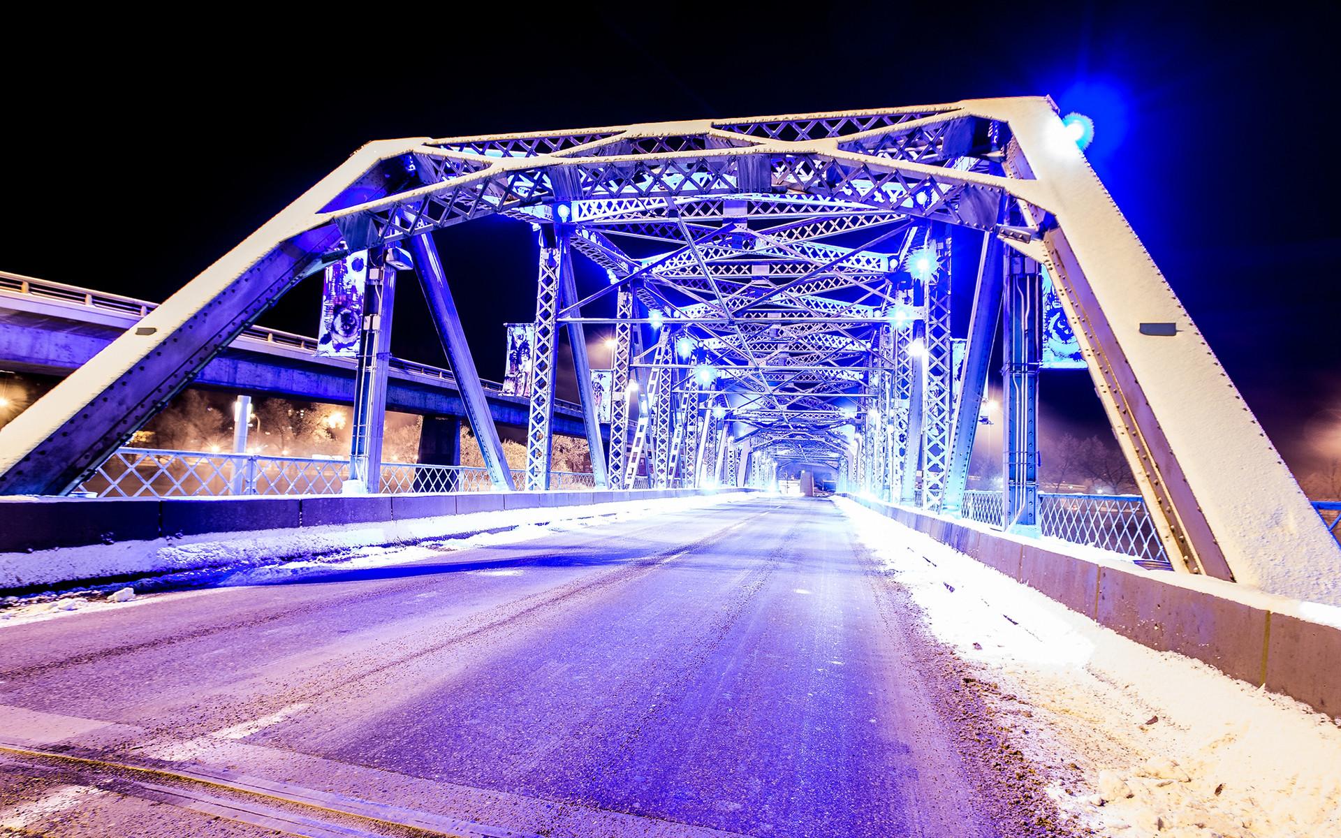 World roads architecture structure bridges steel metal .
