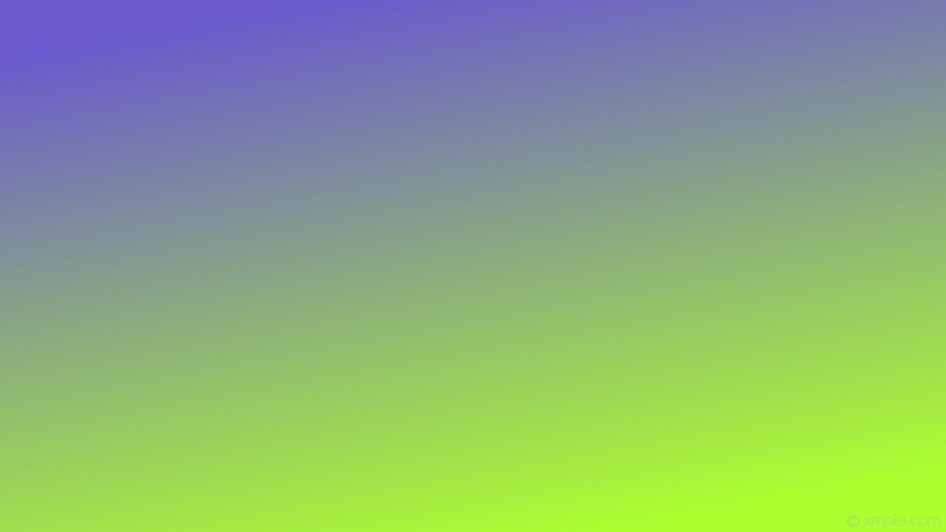wallpaper green linear gradient purple green yellow slate blue #adff2f  #6a5acd 300°