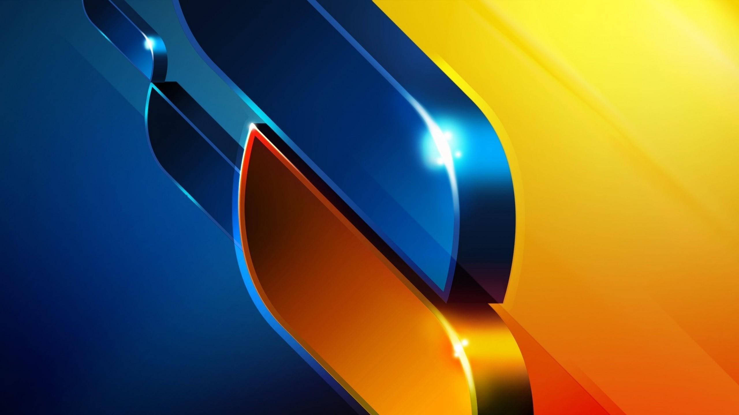 Abstract / Firefox Wallpaper
