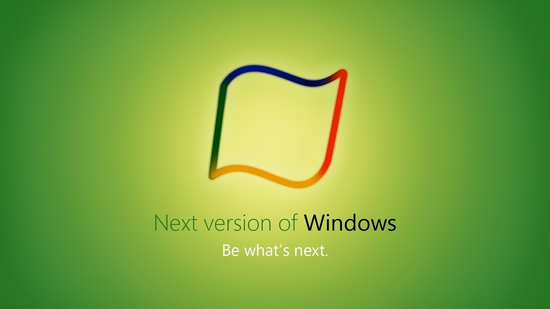 Wallpaper windows, green, text, white, yellow, red, blue