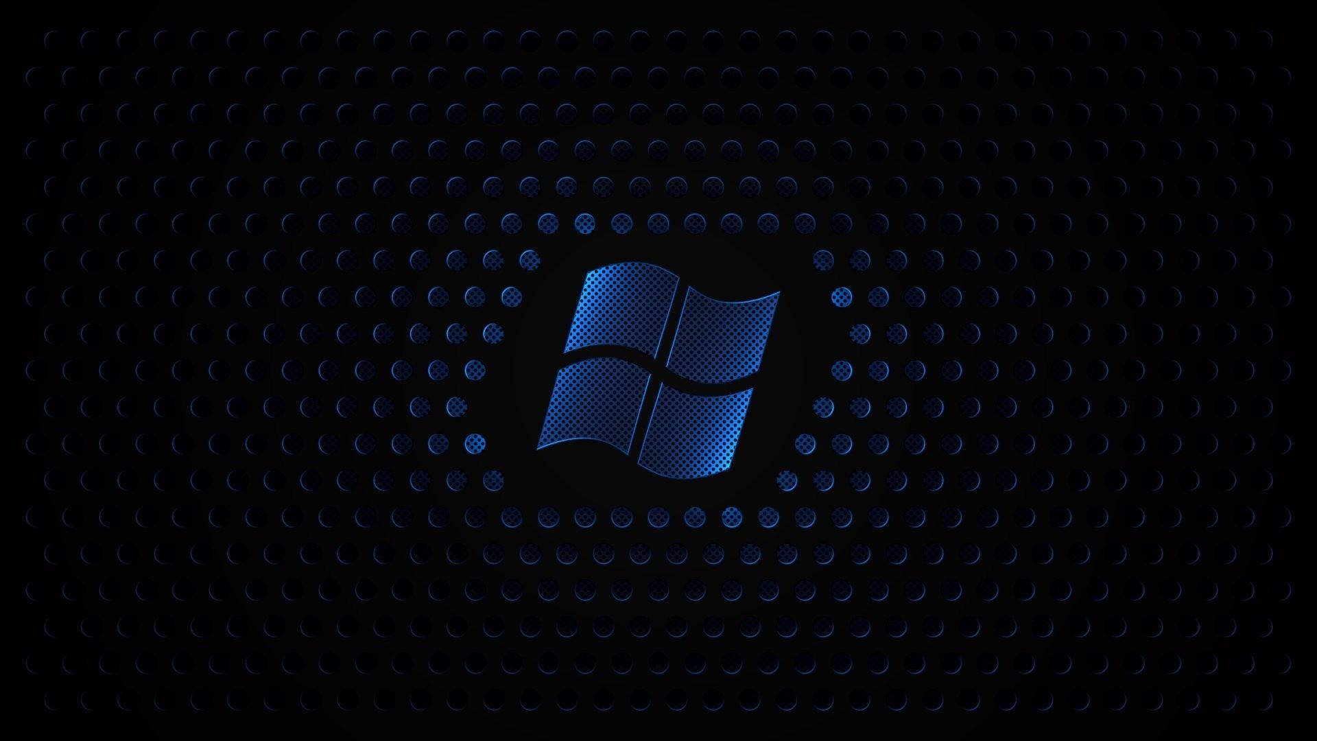 Black, And, Blue, Wide, Hd, Wallpaper, For, Desktop,