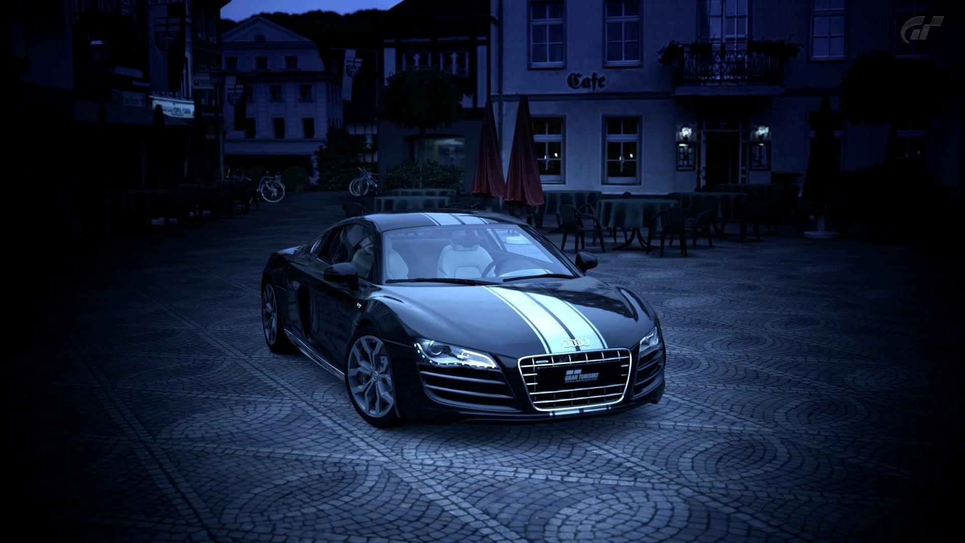 HD Black Wallpaper