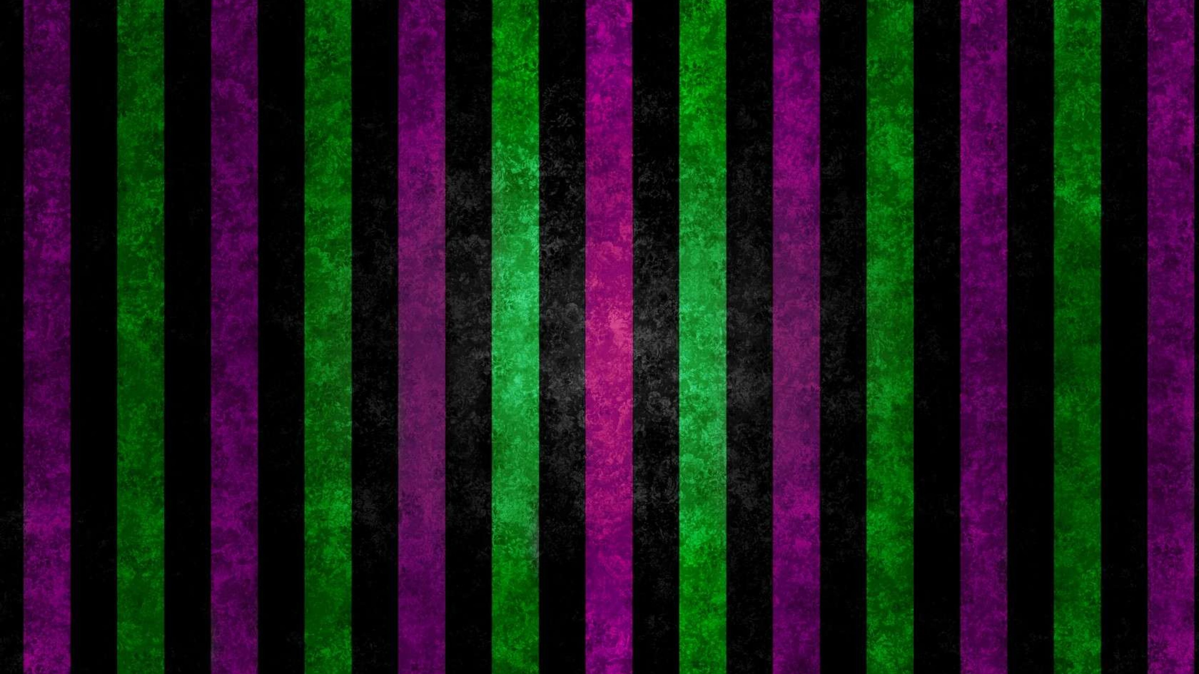 green and purple wallpaper