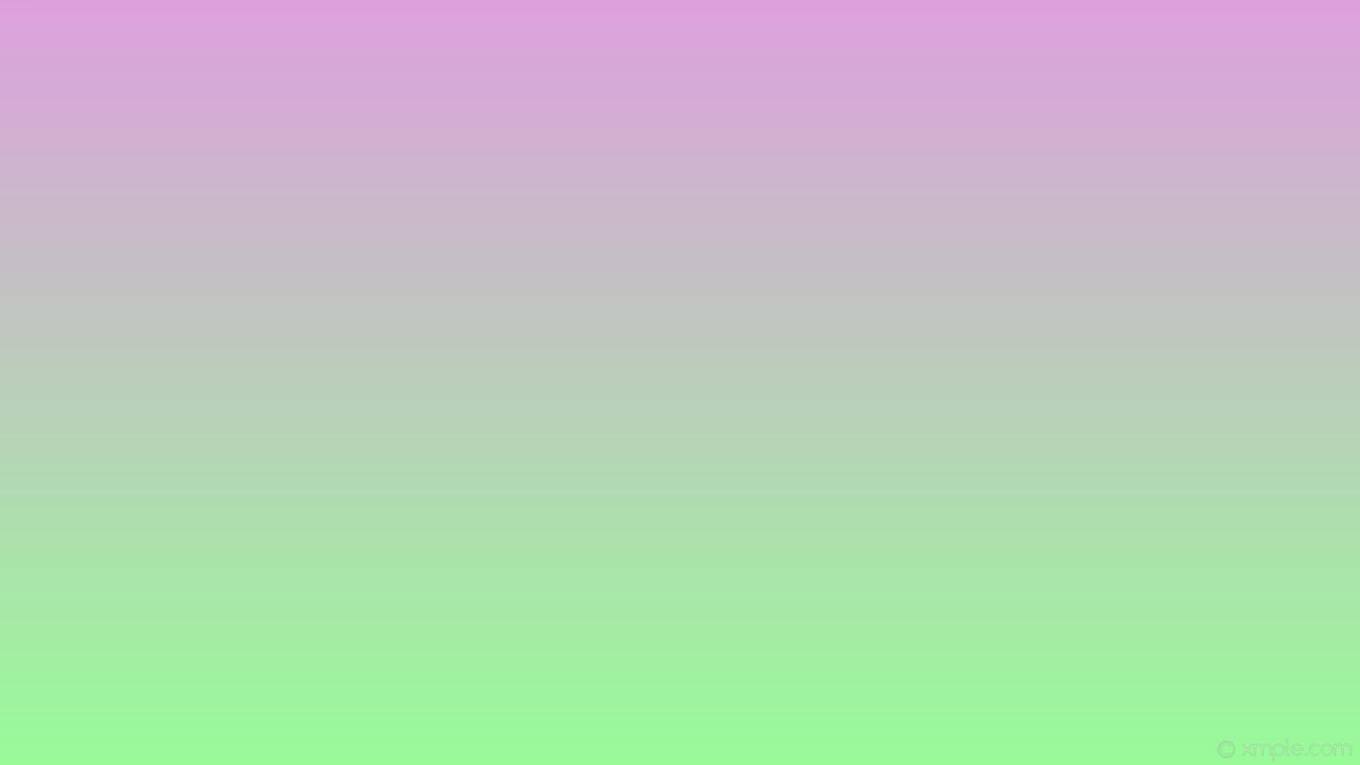 wallpaper linear green gradient purple pale green plum #98fb98 #dda0dd 270°