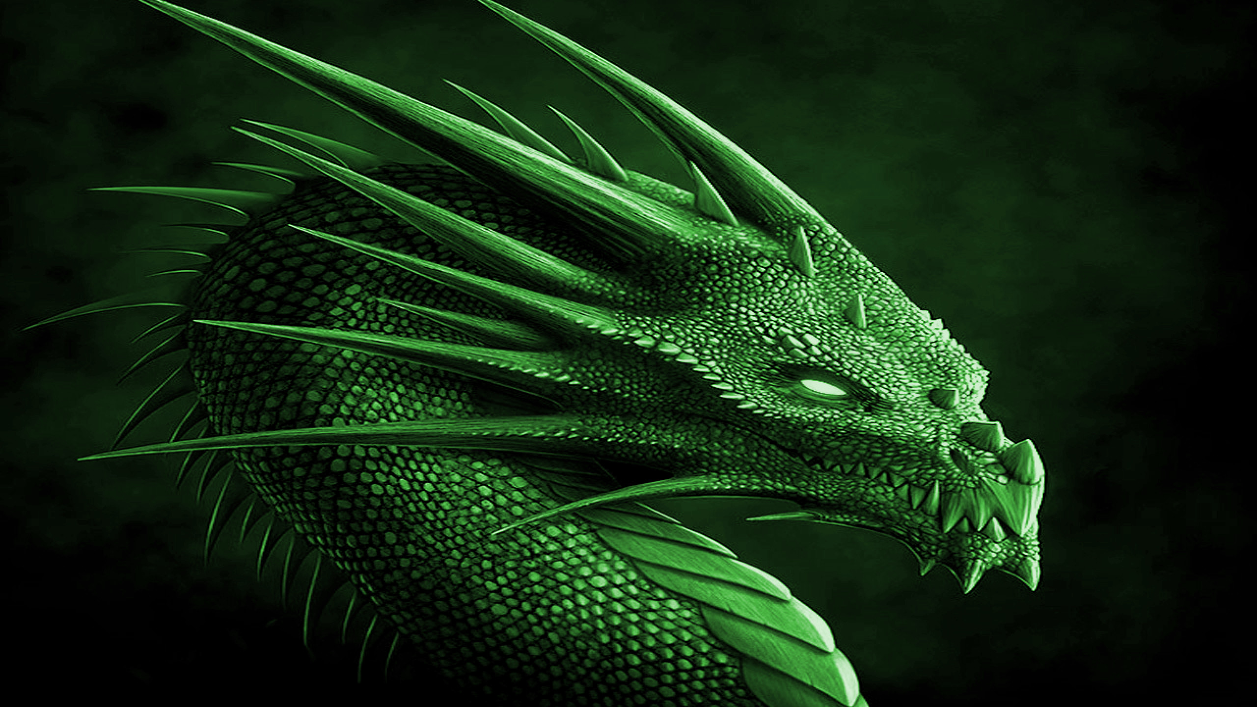 Mean Green wallpaper thread