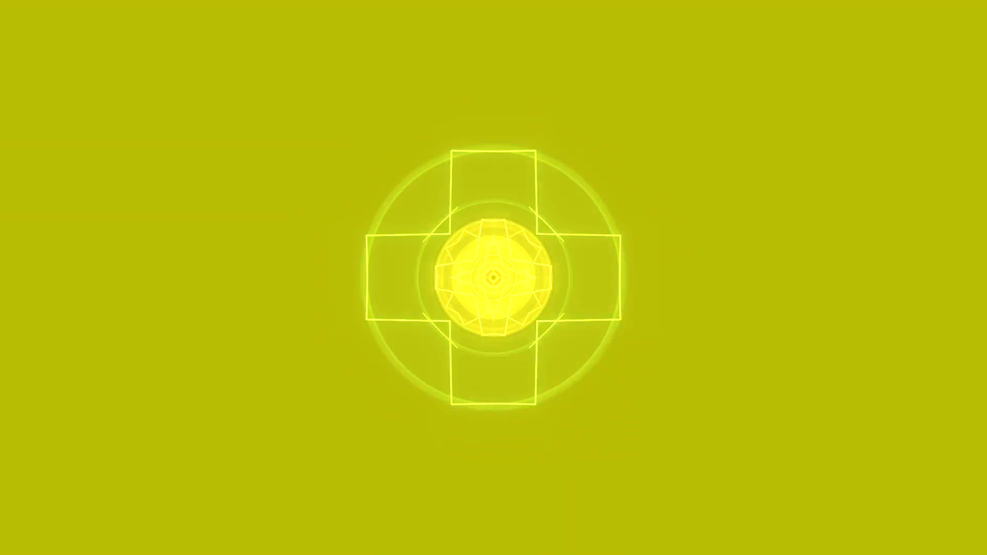 Yellow kaleidoscope wallpaper with light purple and green lines Motion  Background – VideoBlocks
