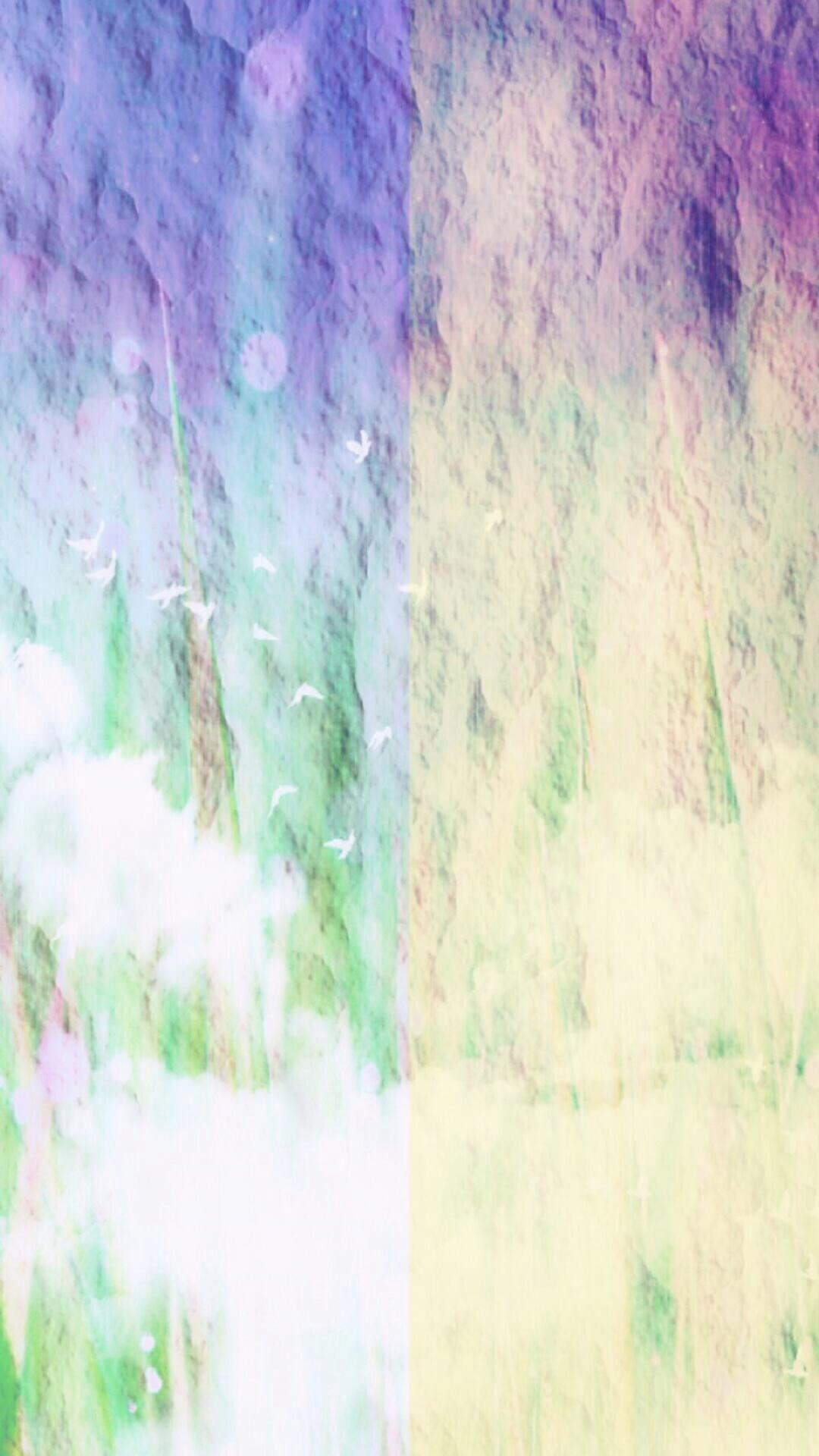 Gradient purple iPhone6s Plus / iPhone6 Plus Wallpaper