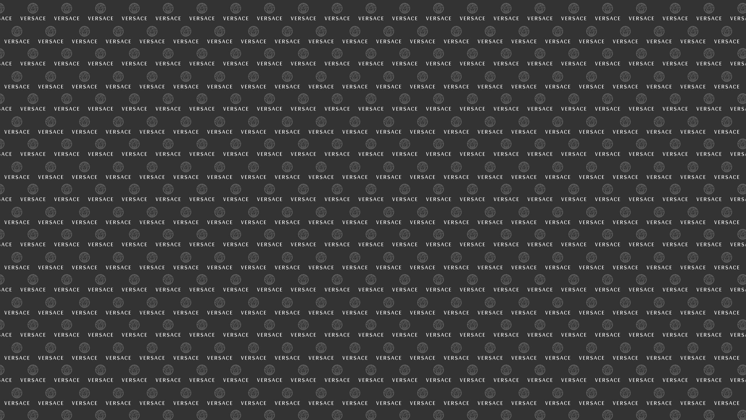 this Versace Desktop Wallpaper is easy. Just save the wallpaper .