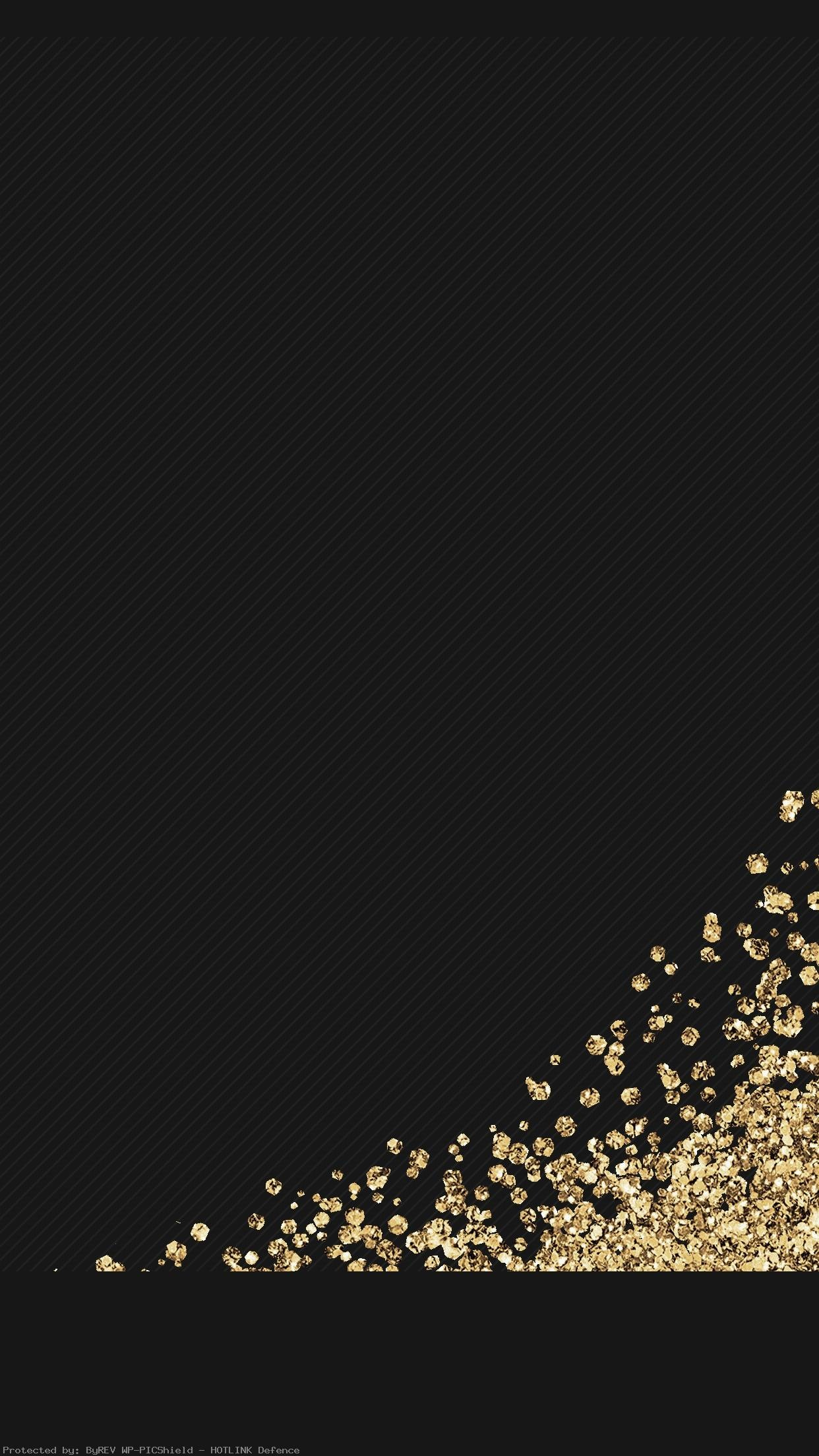 black-gold-glitter-background-iphone-android-HD-wallpaper-
