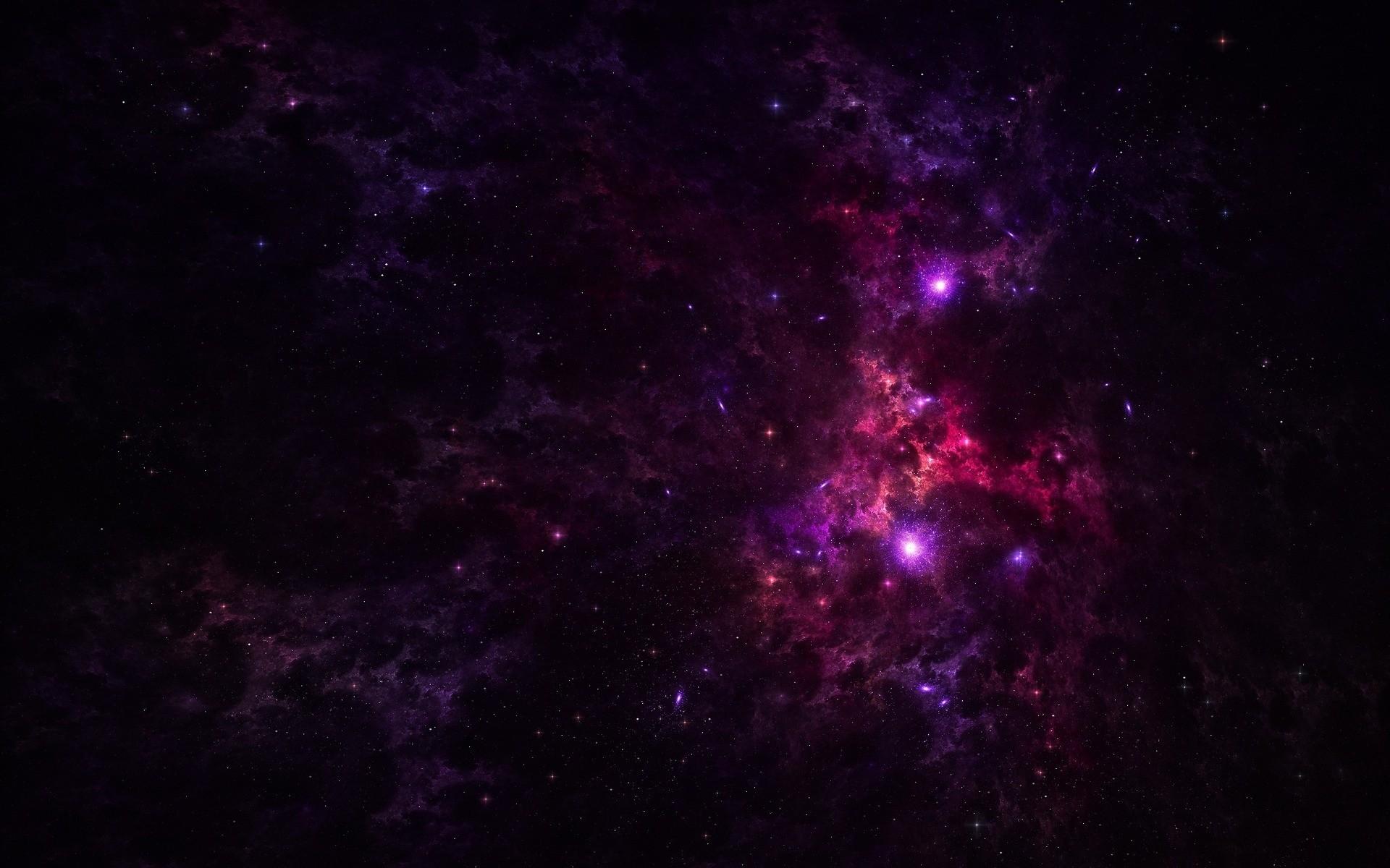 Pink Galaxy – HDWallpaperFX