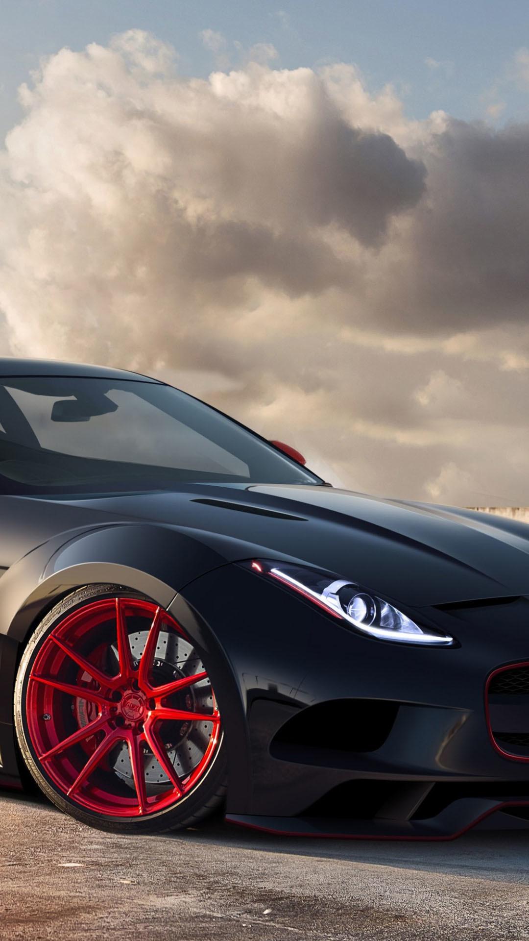 Men's World Jaguar C-X16 Black