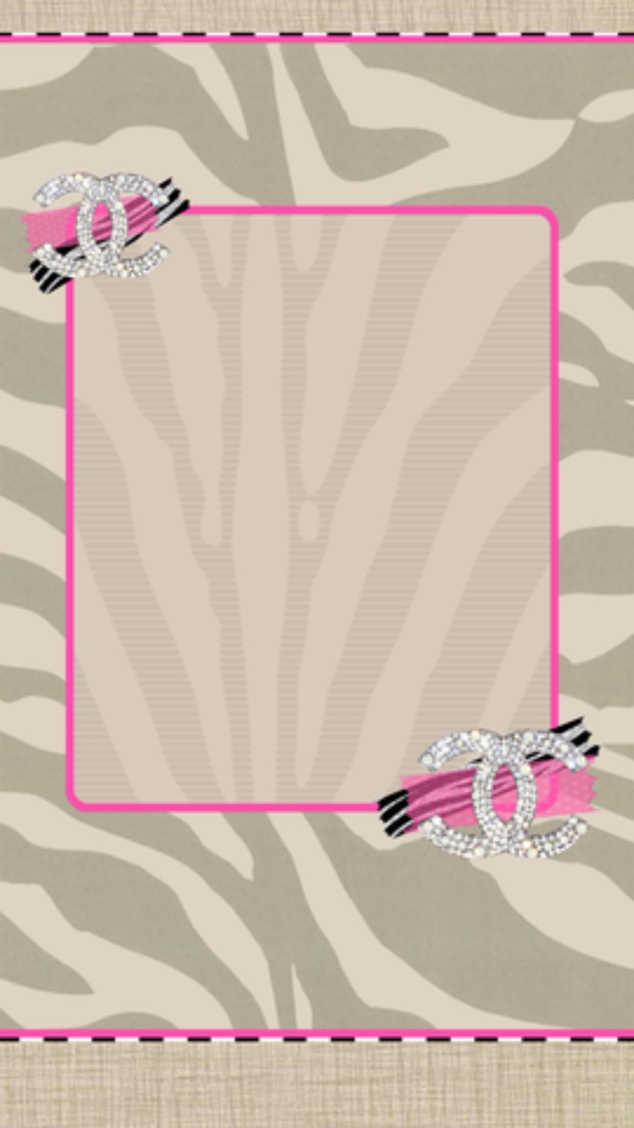 Chanel box wall · Pink WallpaperFashion …