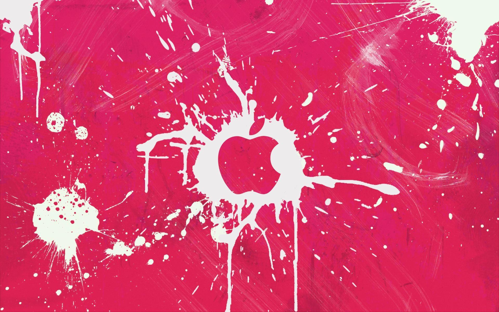 apple logo brand desktop wallpaper hd