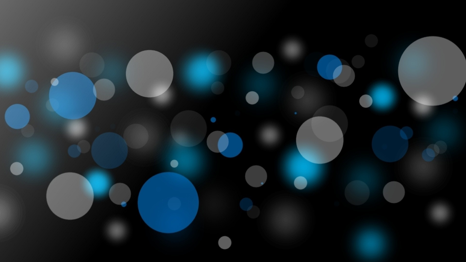 Preview wallpaper dark, circle, gray, black 1920×1080
