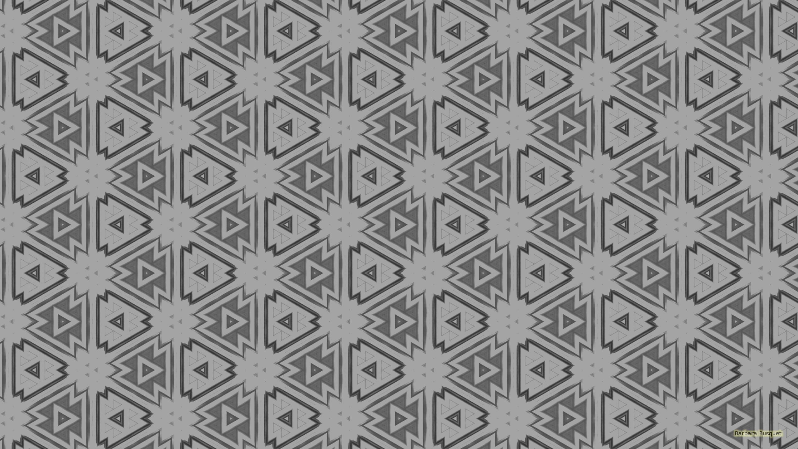 Light and dark gray pattern wallpaper