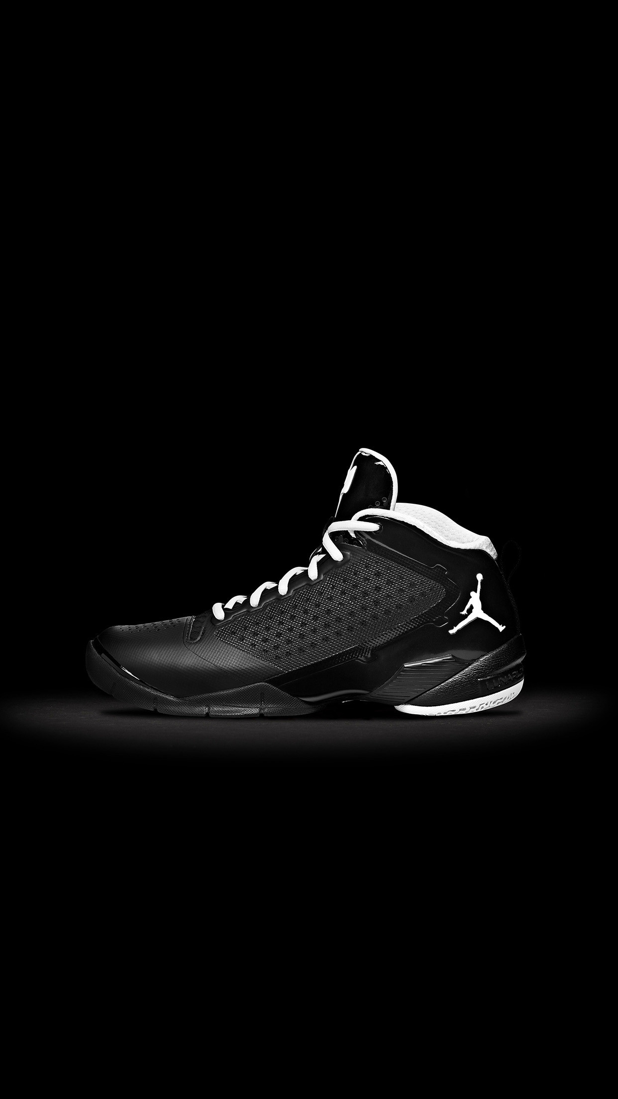 Jordan Fly Wade 2 Black Android Wallpaper …