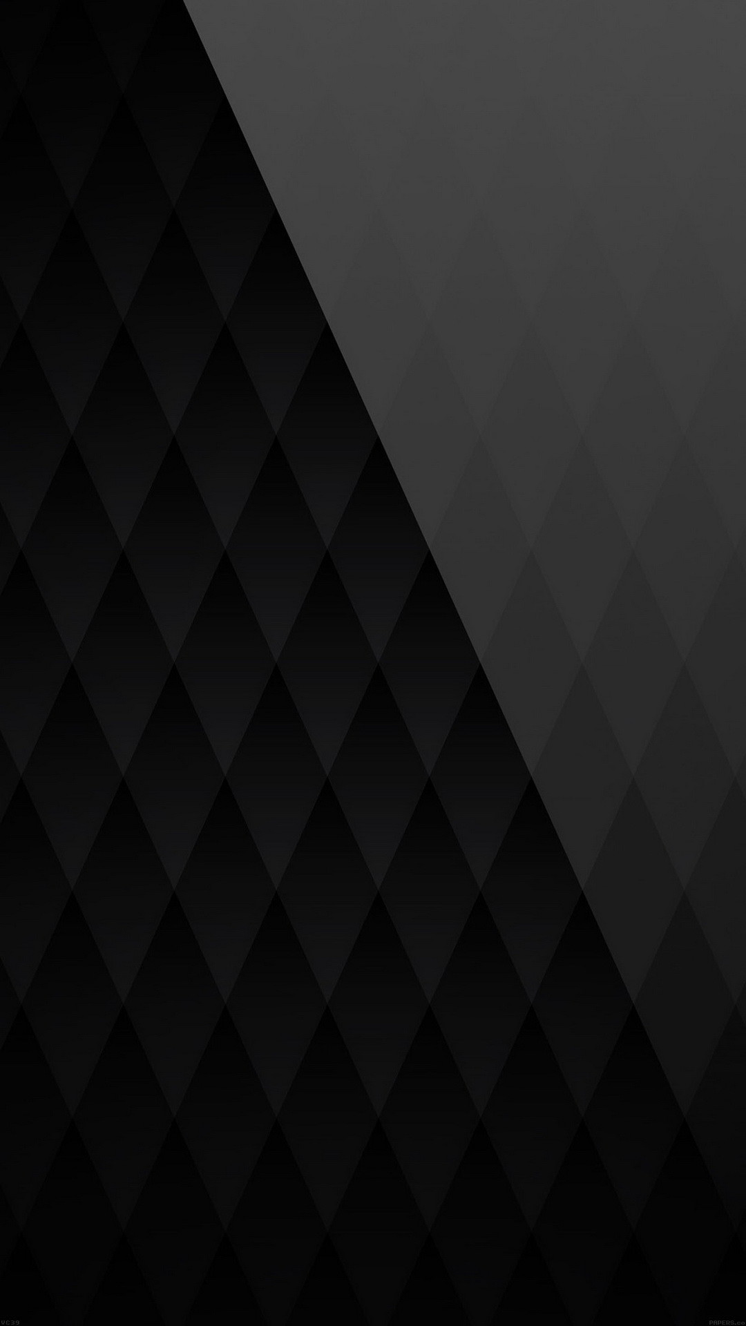 Black Diamond Pattern Angle Android Wallpaper …