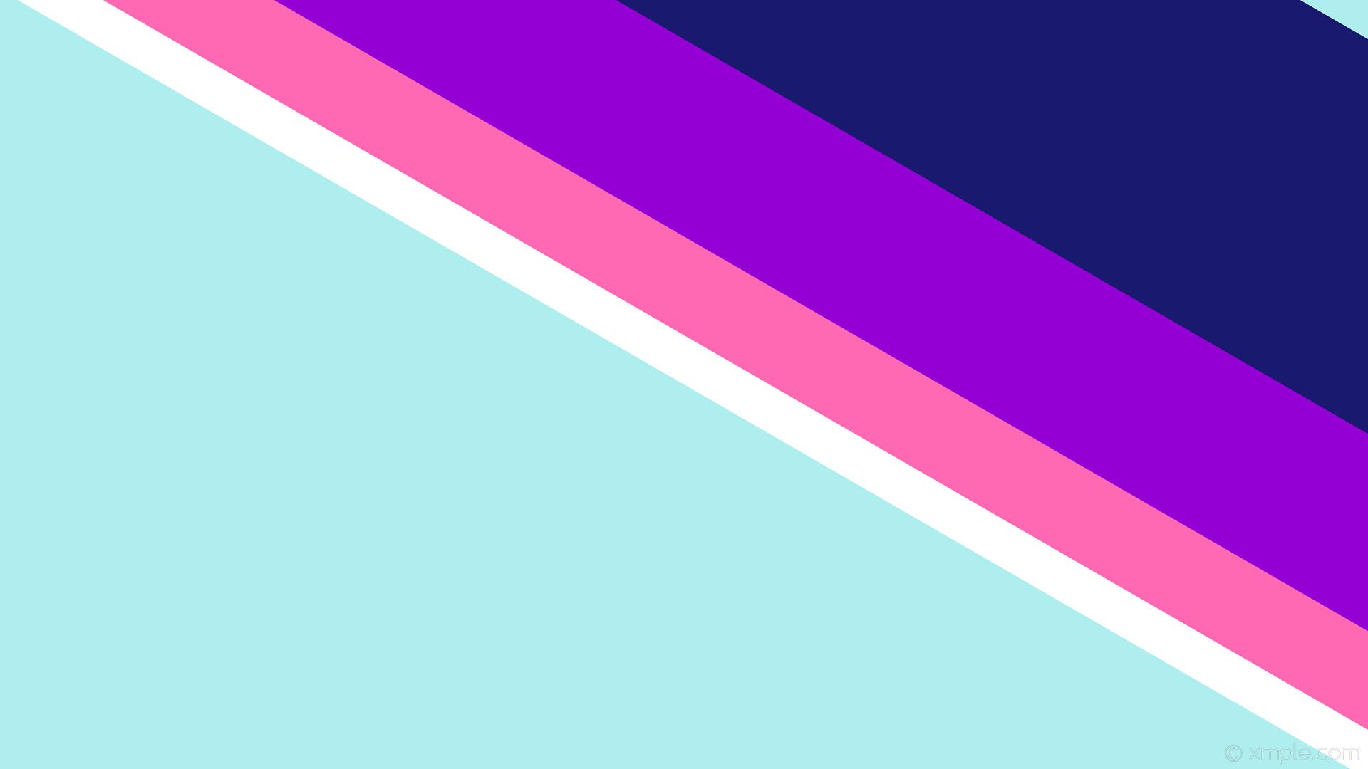 wallpaper streaks stripes pink white blue purple lines hot pink dark violet  midnight blue pale turquoise
